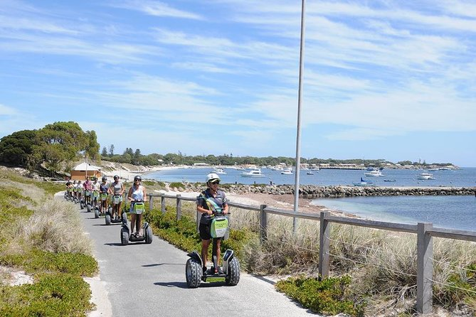 Rottnest Fortress Adventure Segway Package - Carnarvon Accommodation