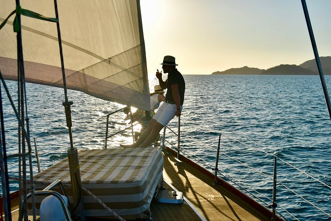 Magnetic Island Twilight Sailing Cruise - Carnarvon Accommodation