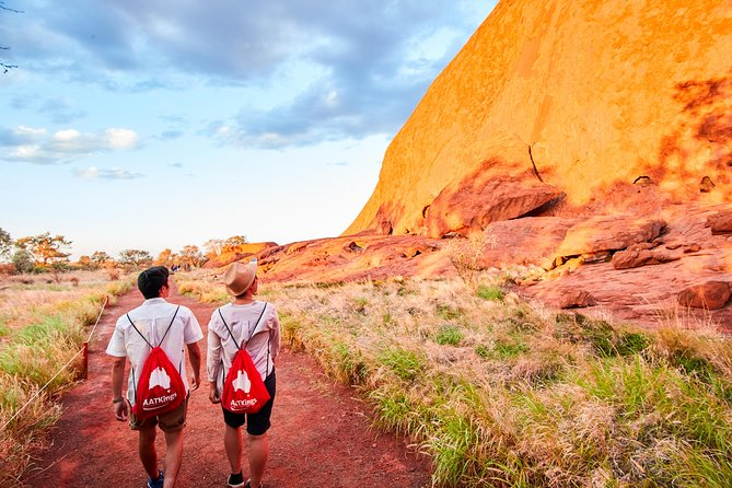 Uluru Sunrise and Guided Base Walk - Carnarvon Accommodation
