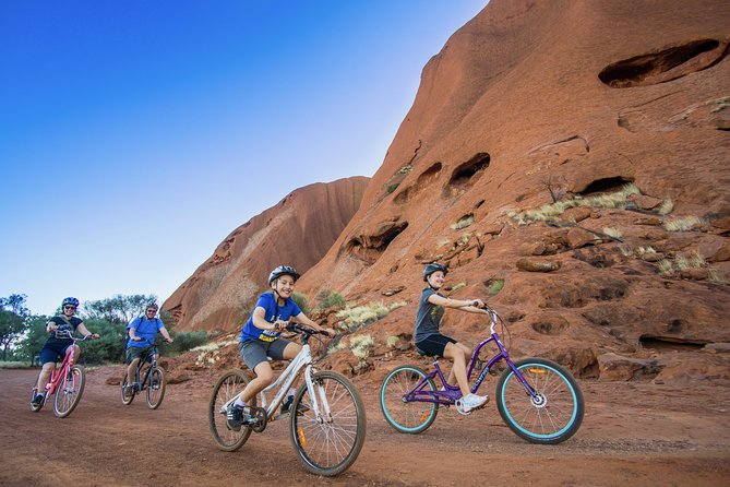 Outback Cycling Uluru Bike Ride - Carnarvon Accommodation