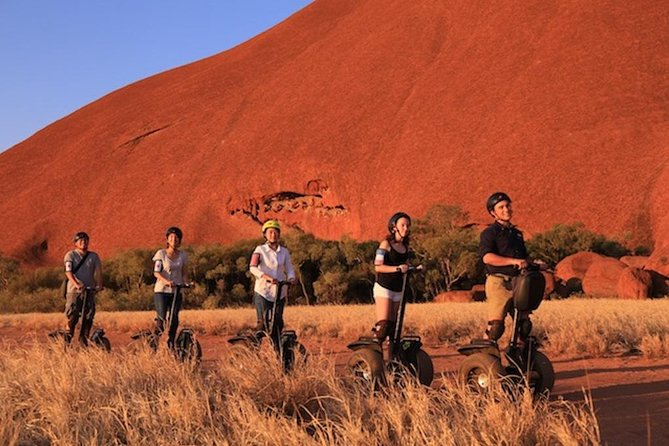 Quarter Uluru Segway  Sunset - Carnarvon Accommodation