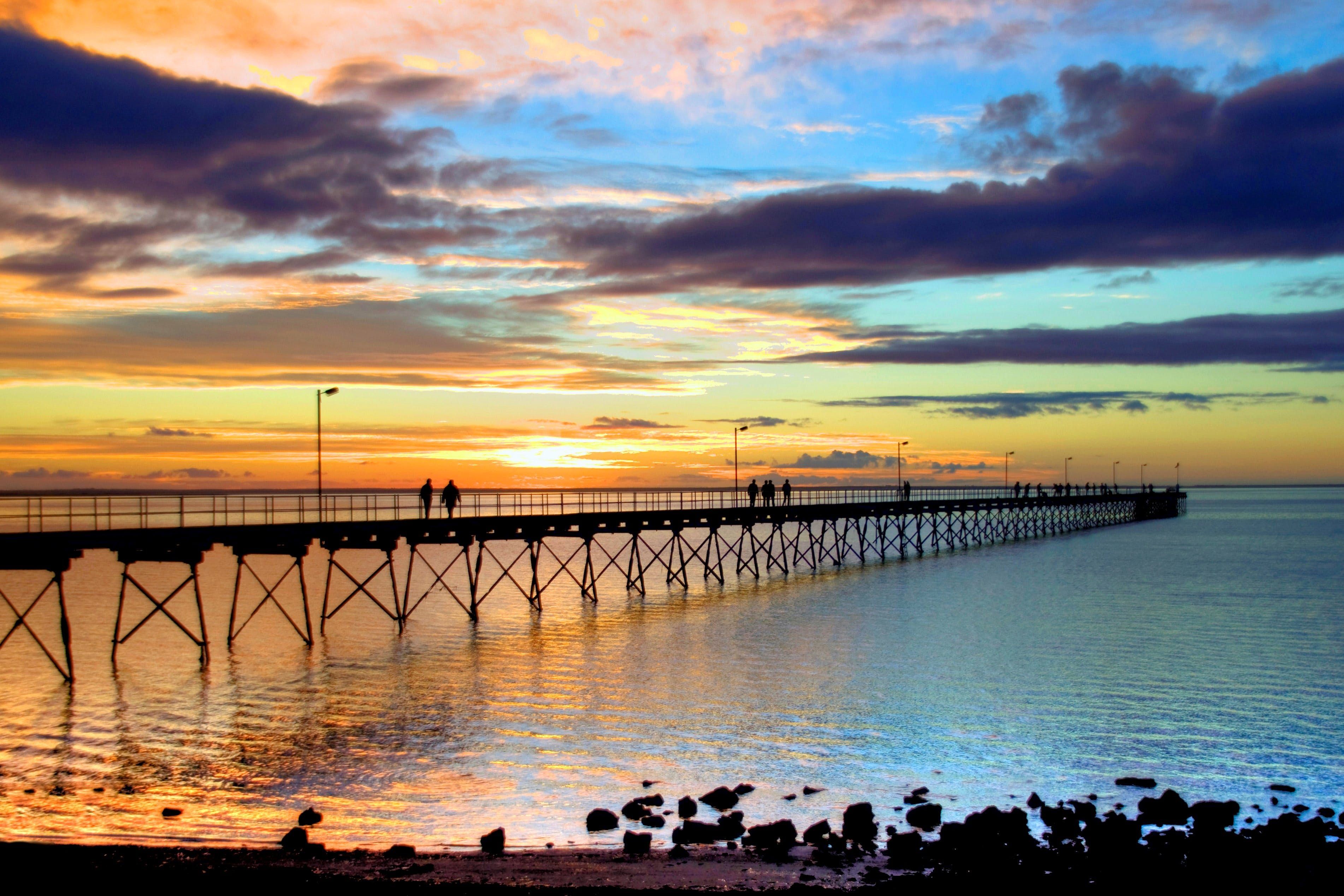 Ceduna Jetty - Carnarvon Accommodation