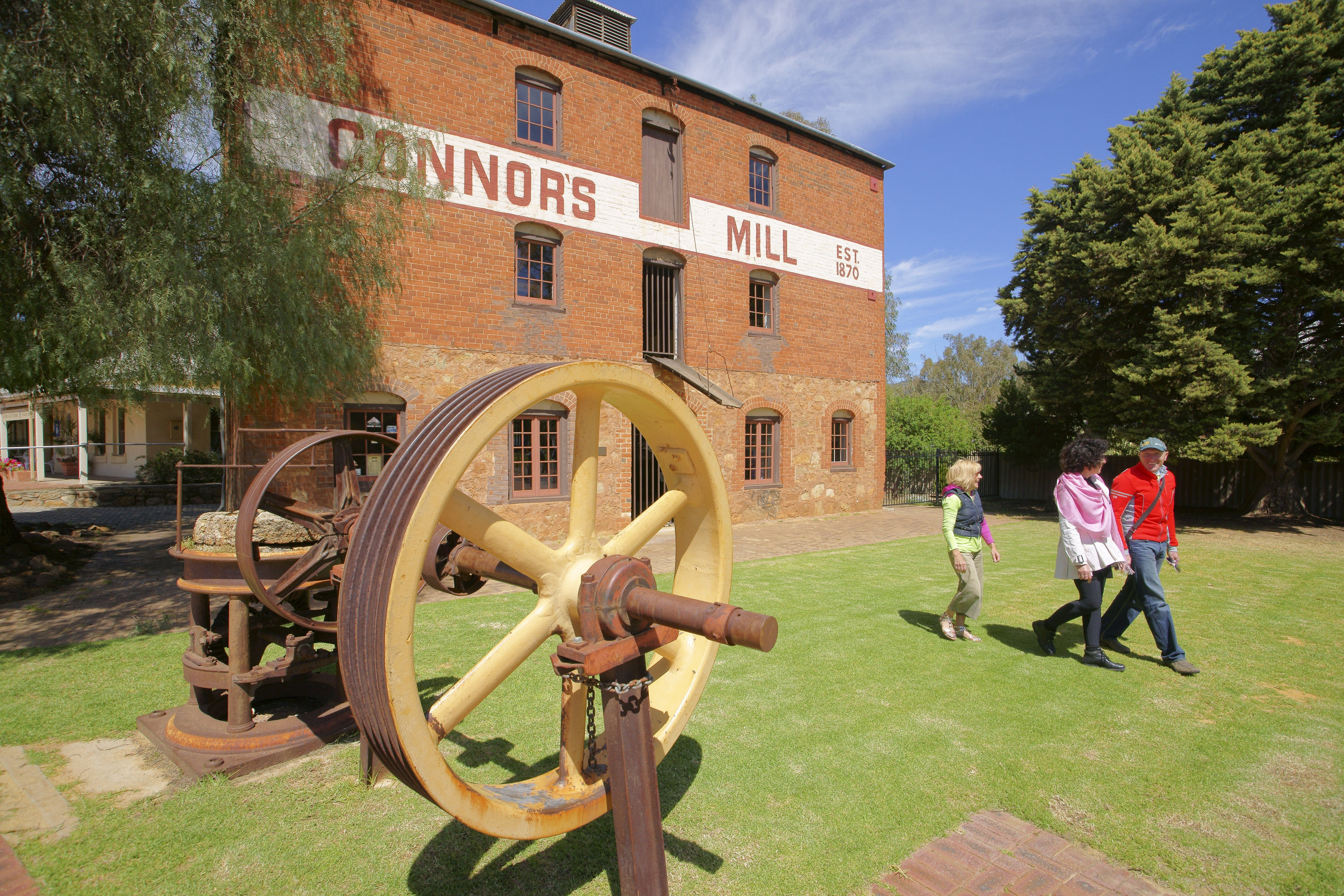 Connor's Mill Museum - Carnarvon Accommodation