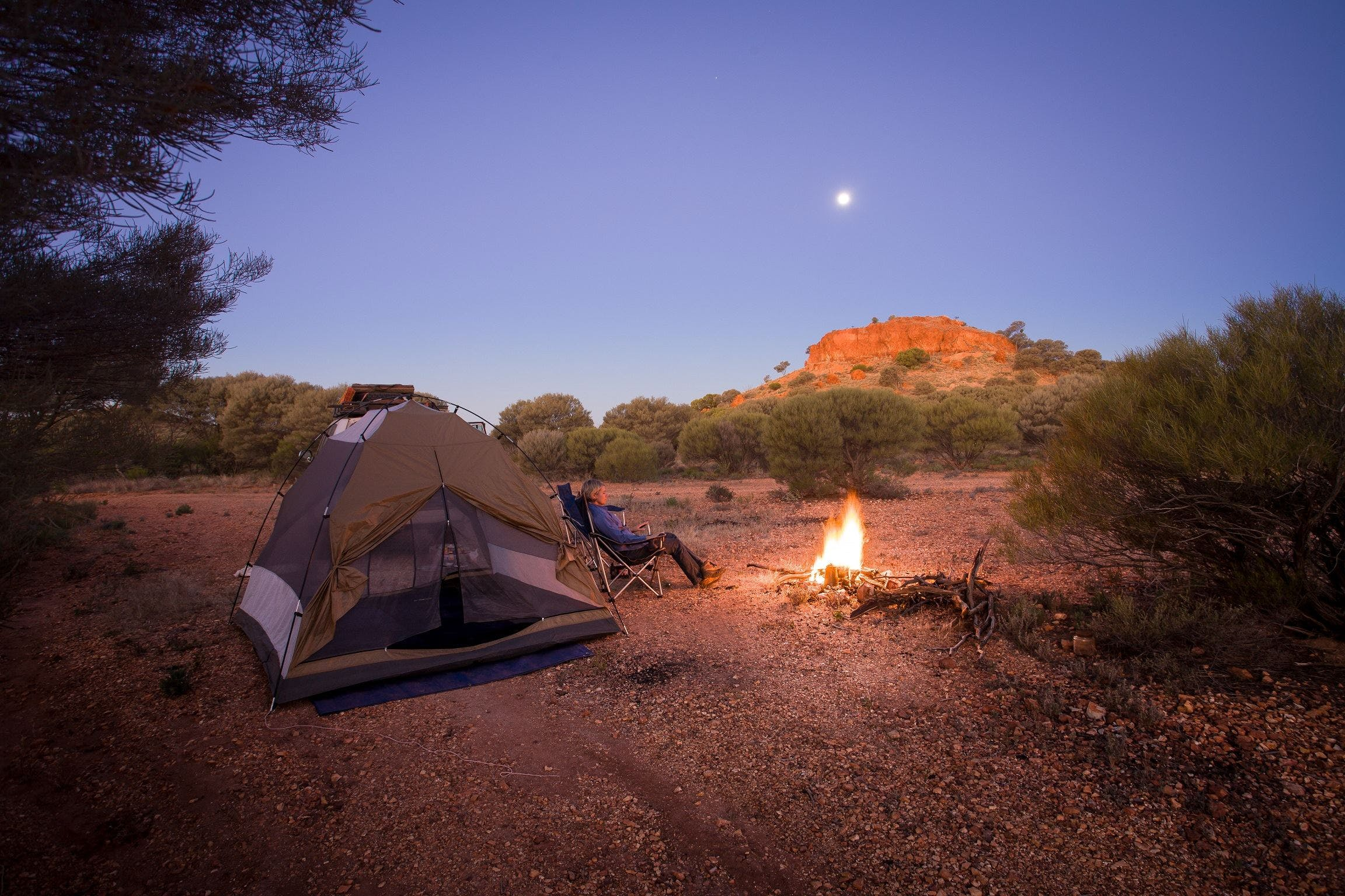 Gunbarrel Highway - Carnarvon Accommodation
