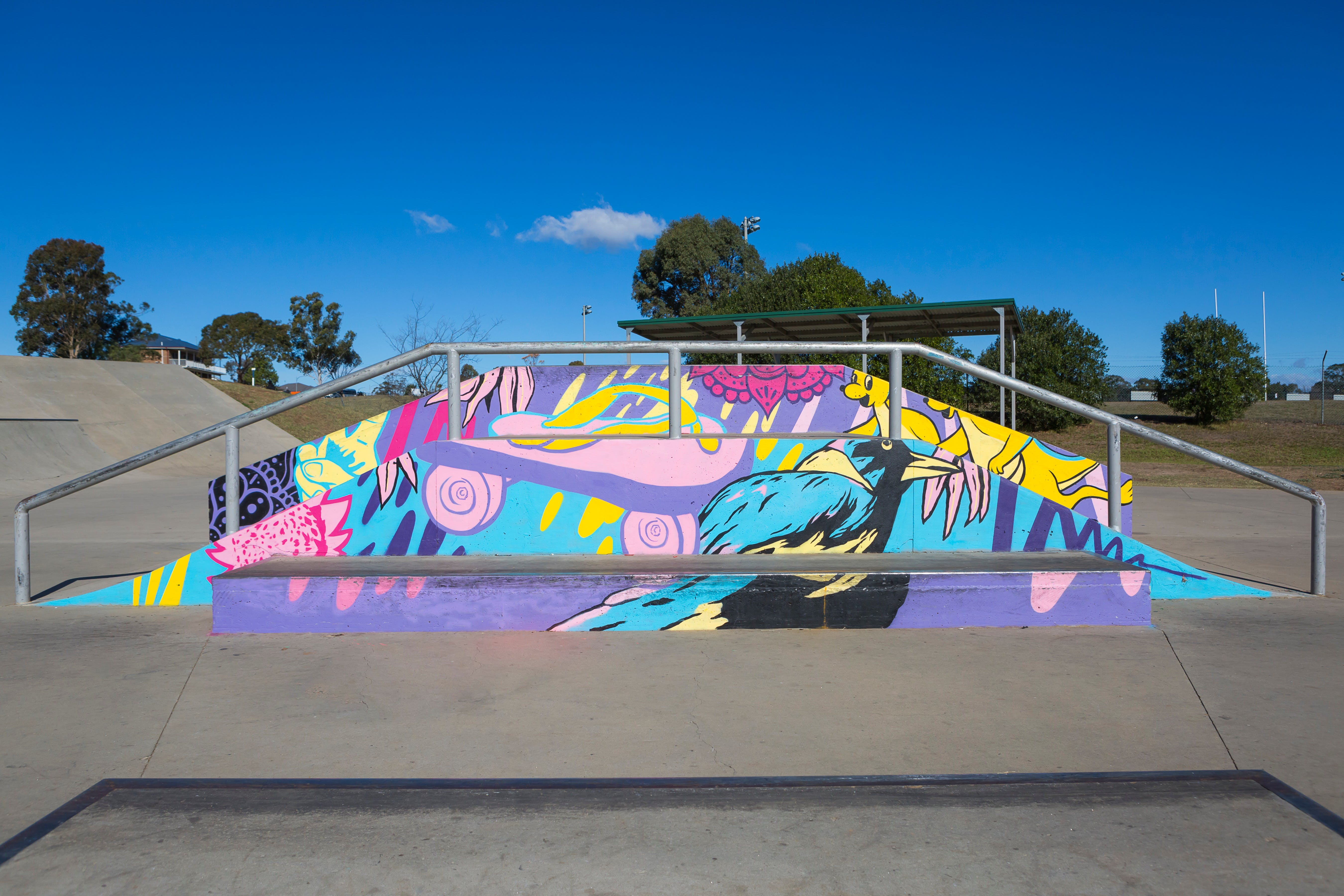 Kirkham Skate Park - Carnarvon Accommodation