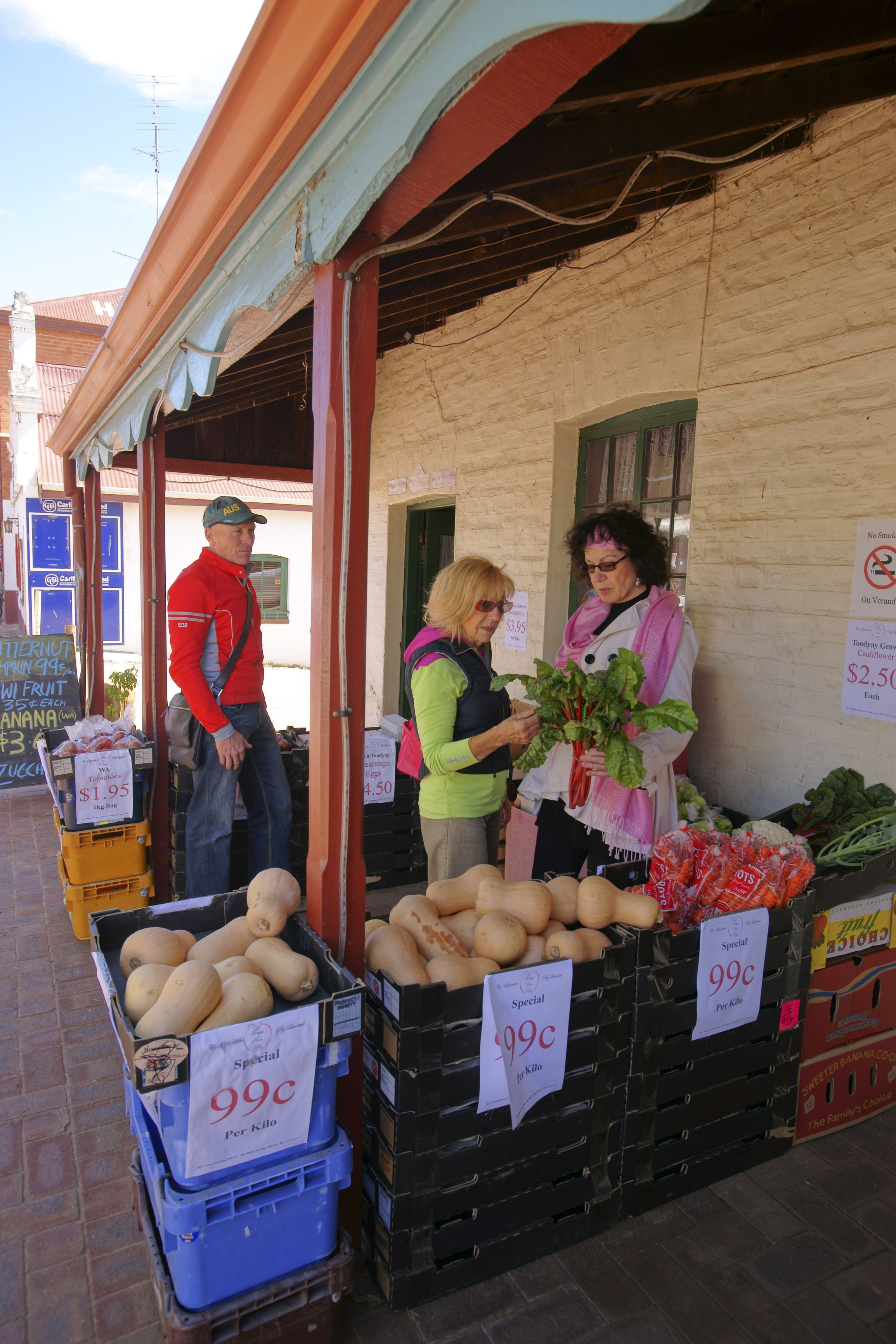 Toodyay Food and Picnic Trail - Carnarvon Accommodation