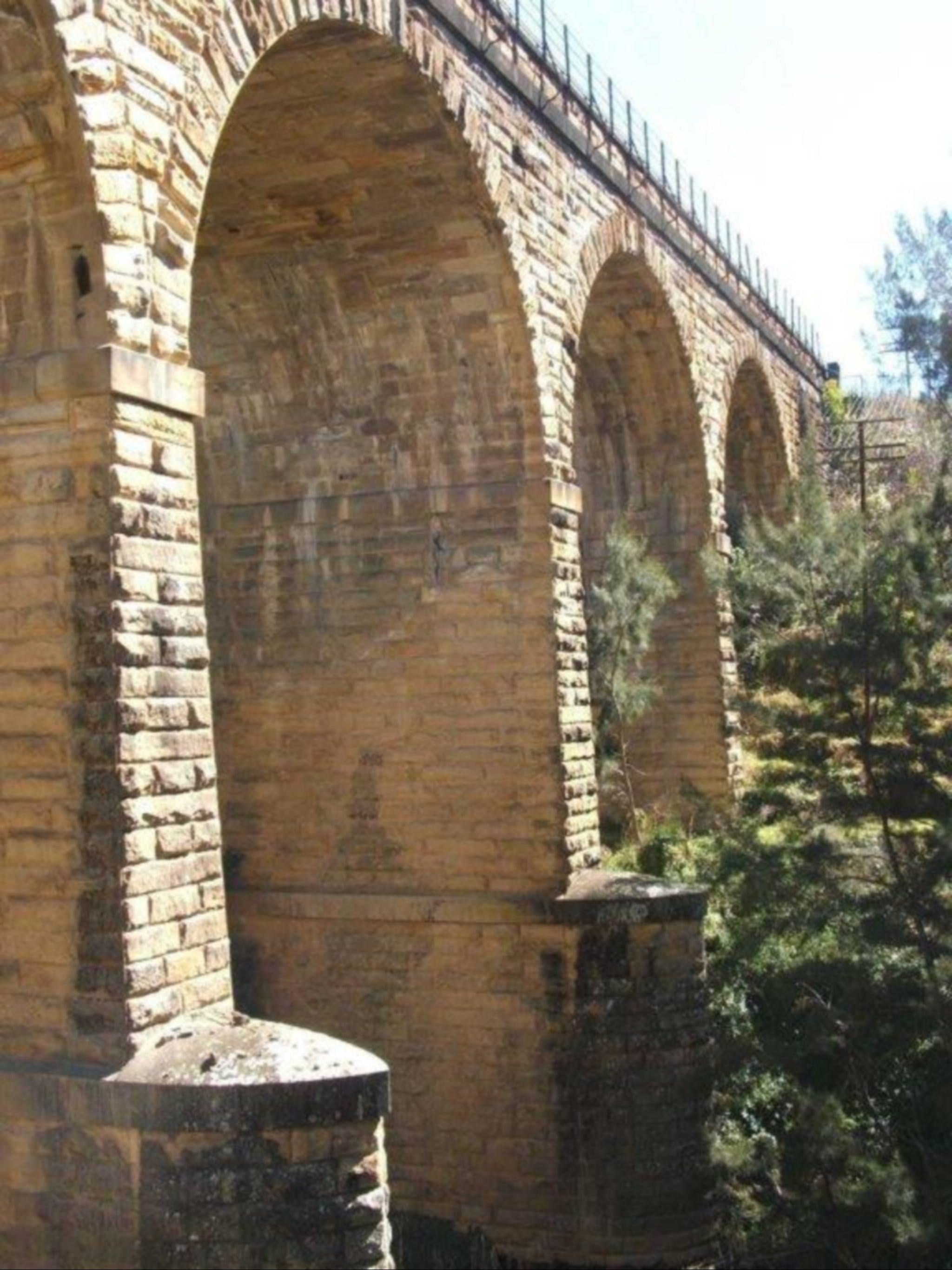 Picton Railway Viaduct - Carnarvon Accommodation