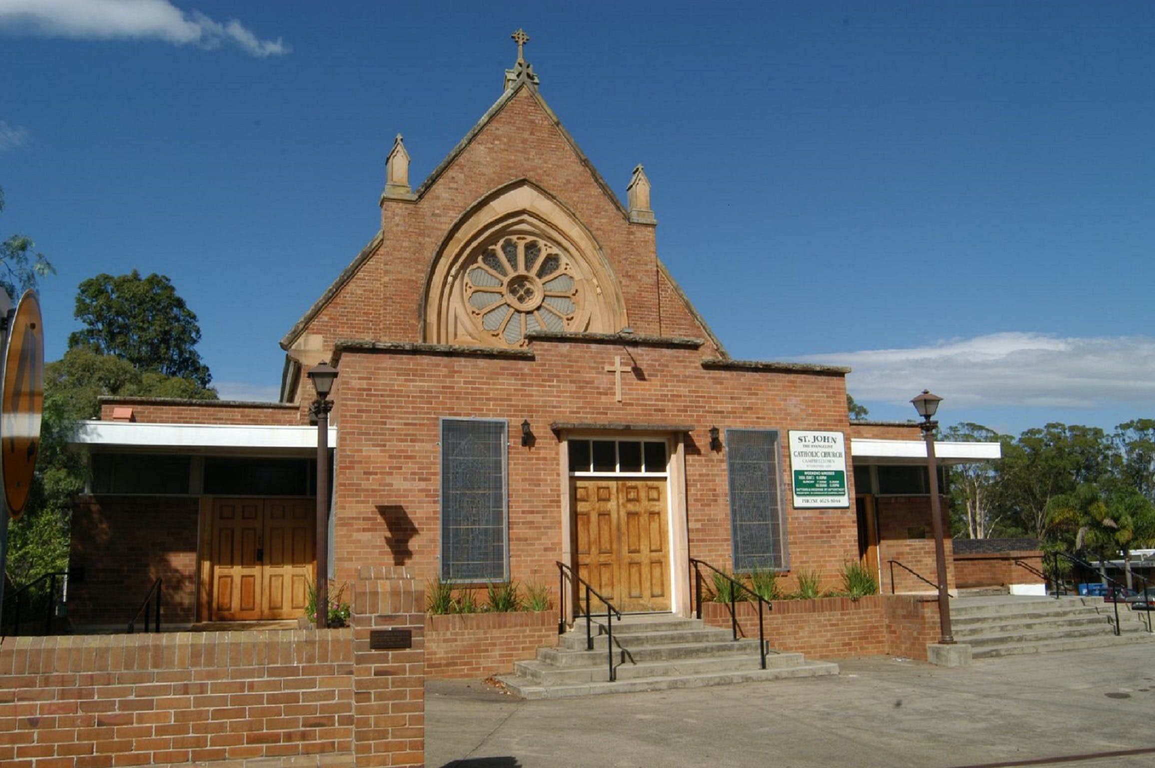 St John's Catholic Church - Carnarvon Accommodation