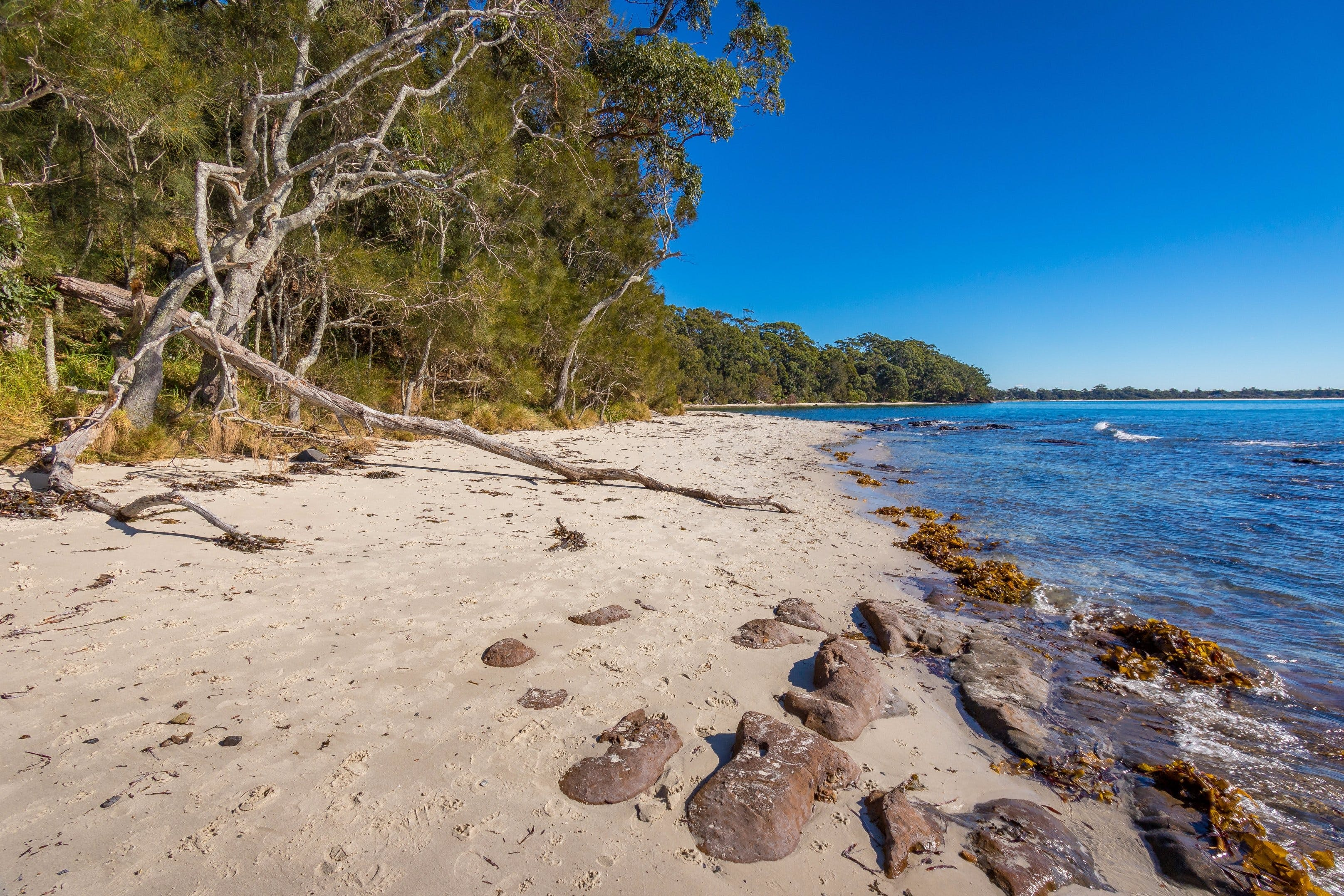 Barfleur Beach - Carnarvon Accommodation