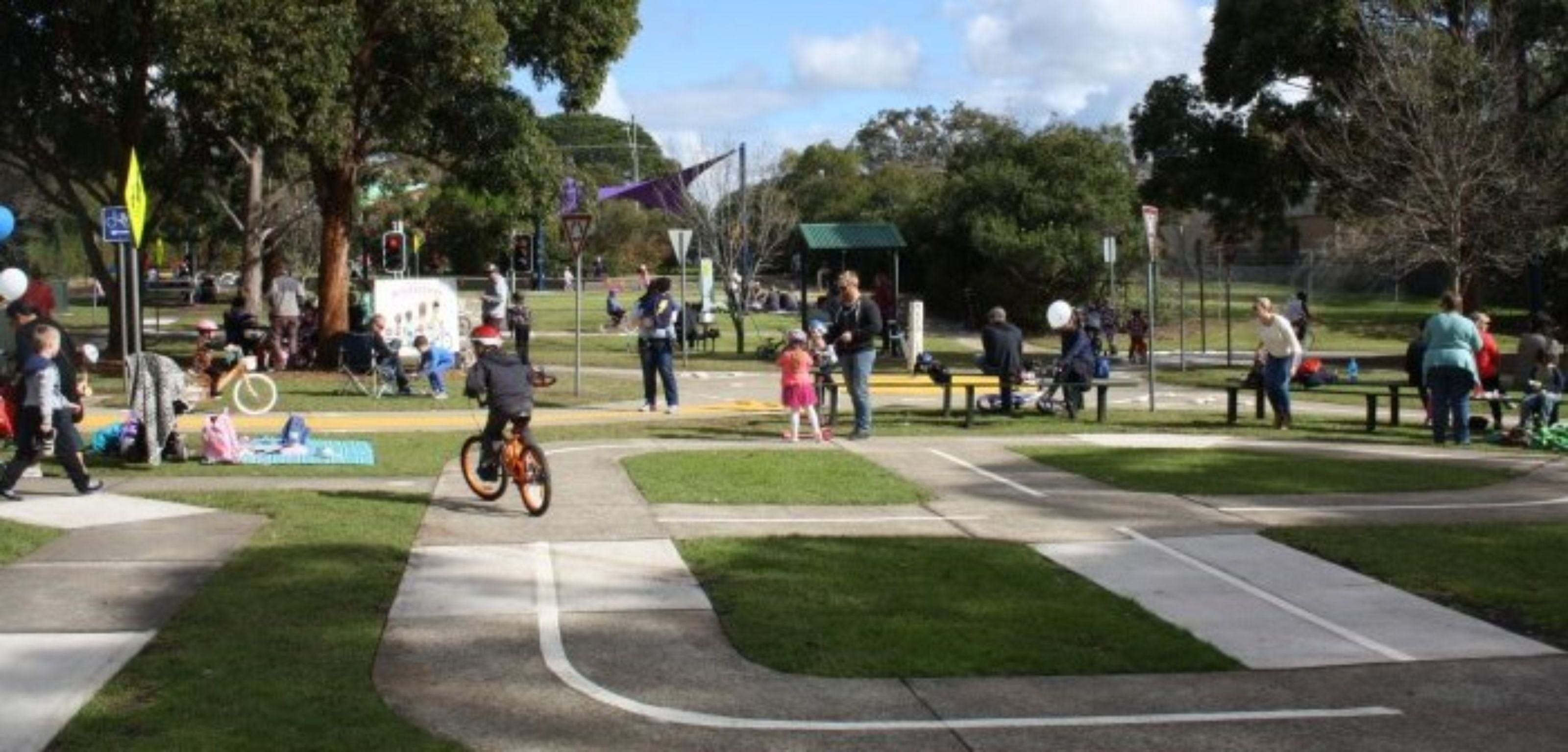 Campbelltown Bicycle Education Centre - Carnarvon Accommodation