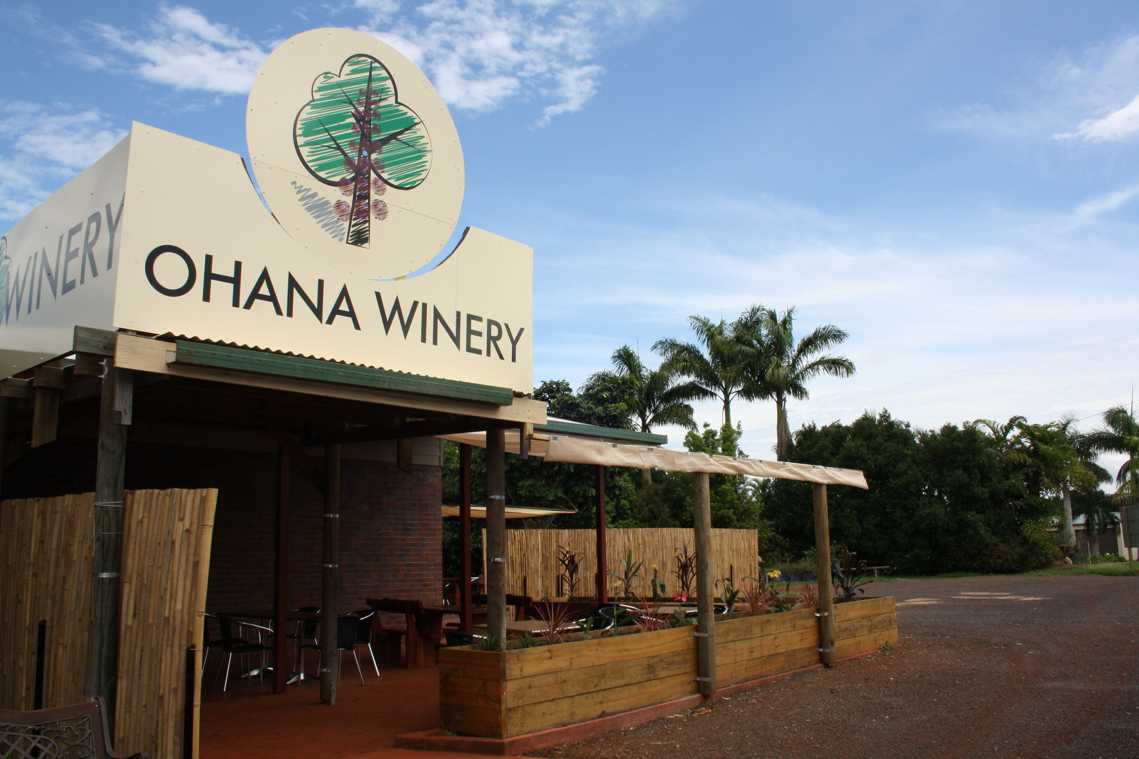 Childers Wine Trail - Carnarvon Accommodation