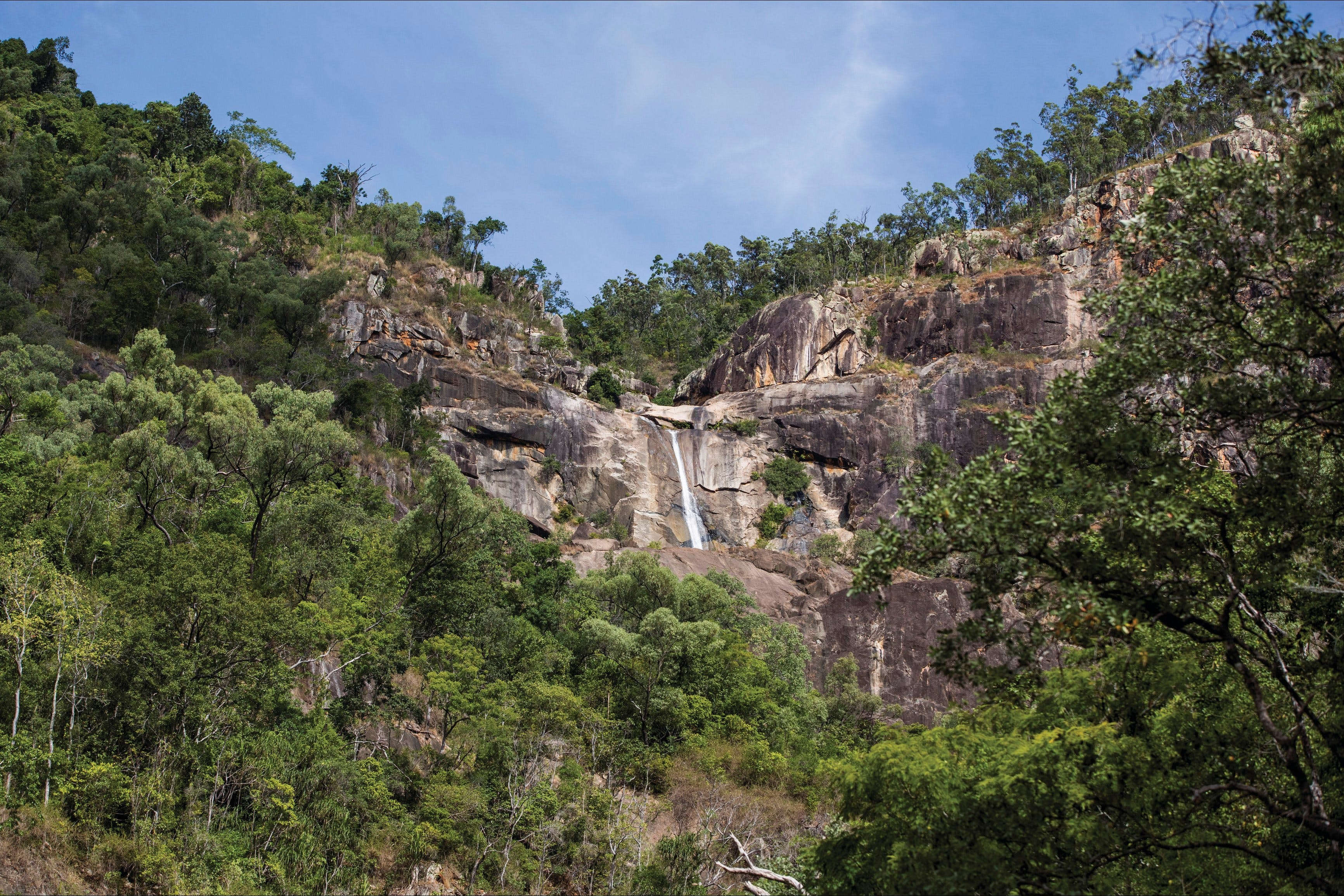 Jourama Falls Paluma Range National Park - Carnarvon Accommodation