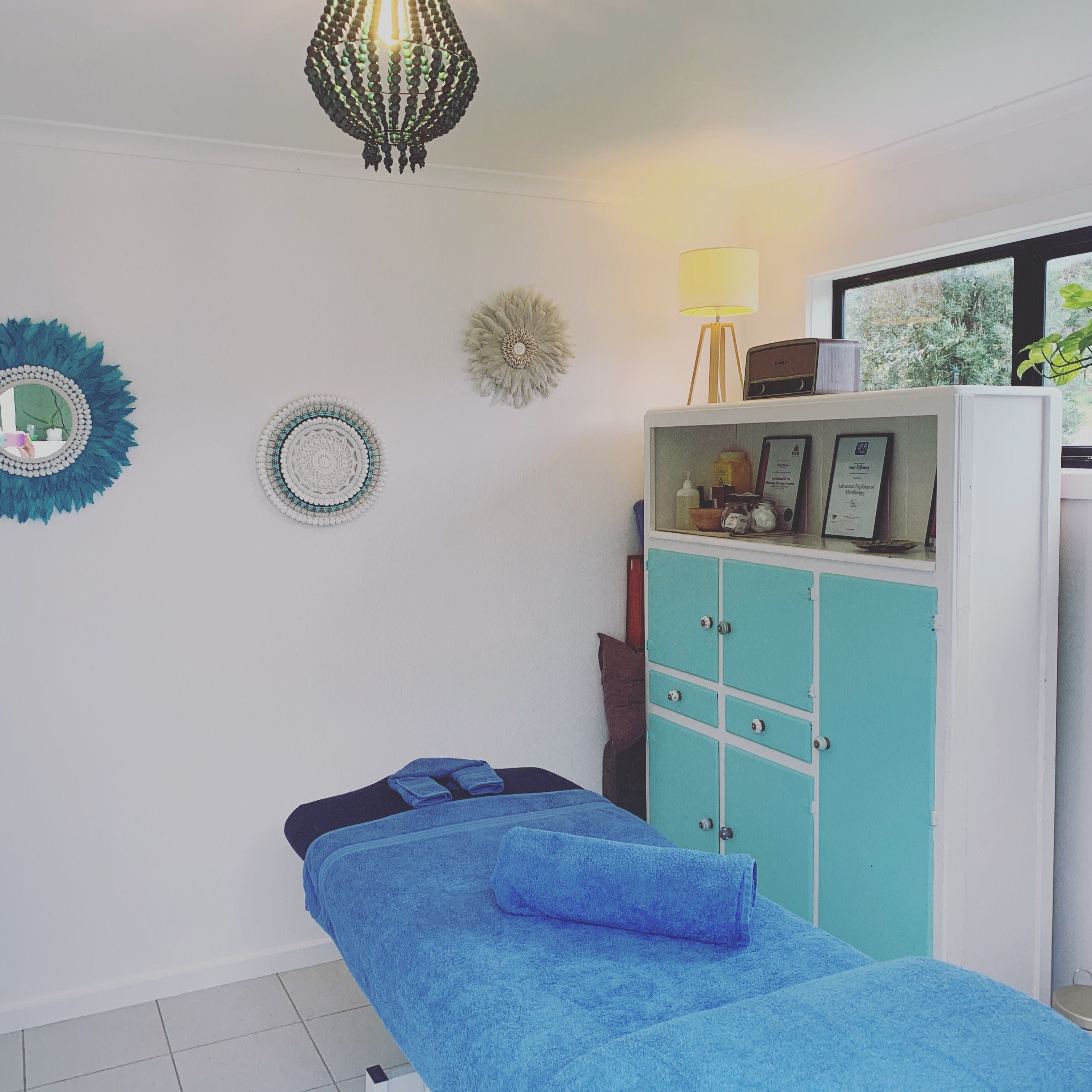 Naturally Balanced Myotherapy - Carnarvon Accommodation
