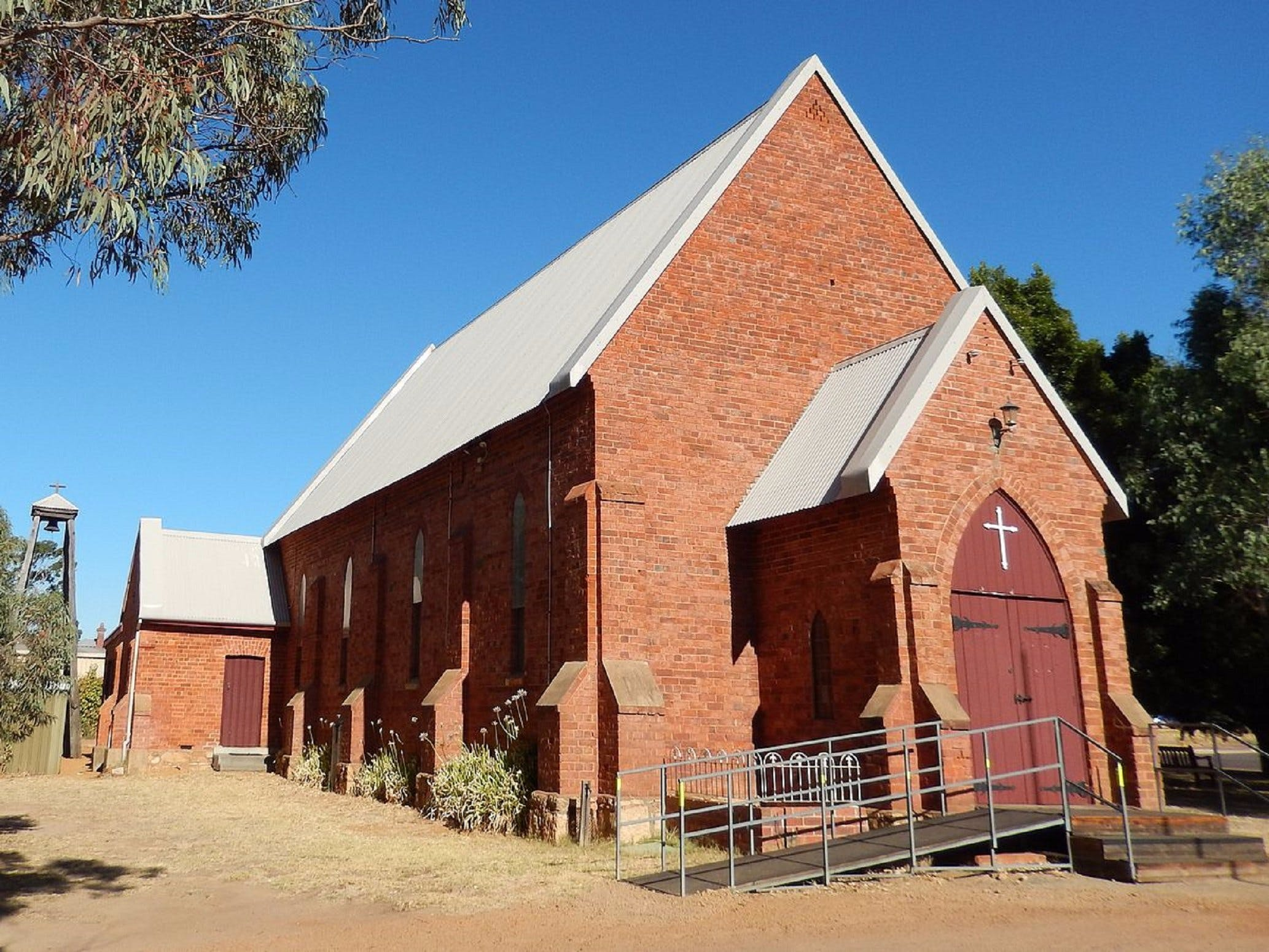 Saint Stephens Anglican Church - Carnarvon Accommodation