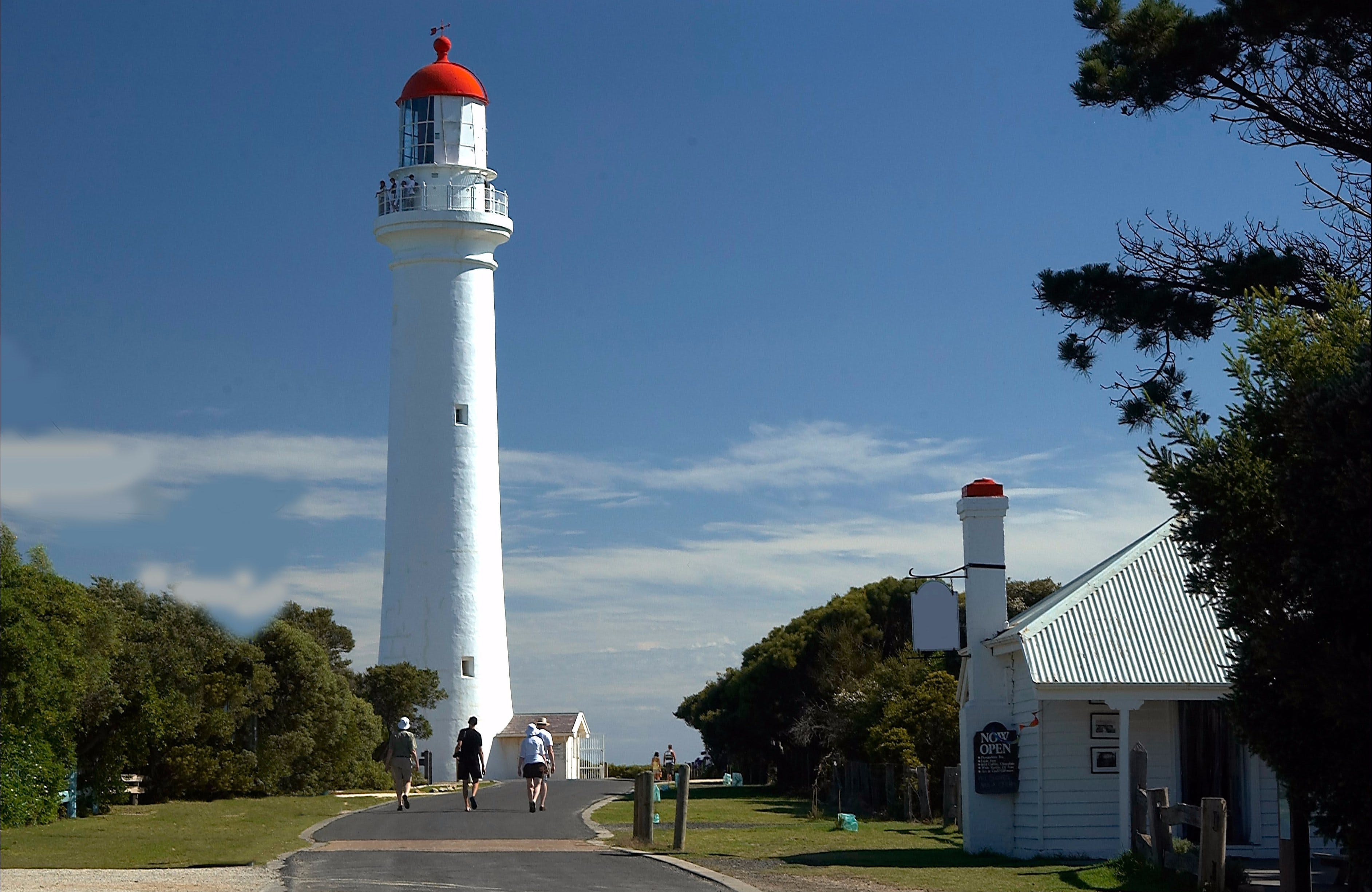 Split Point Lighthouse Tours Aireys Inlet - Carnarvon Accommodation