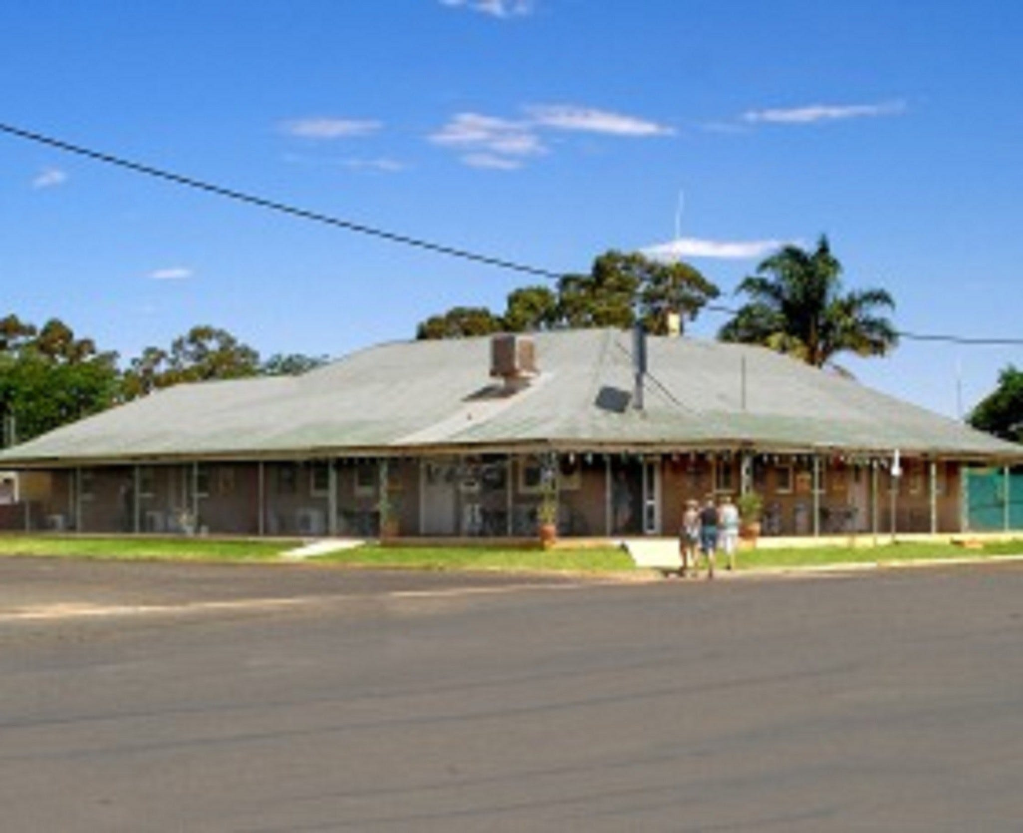 Tullibigeal - Carnarvon Accommodation