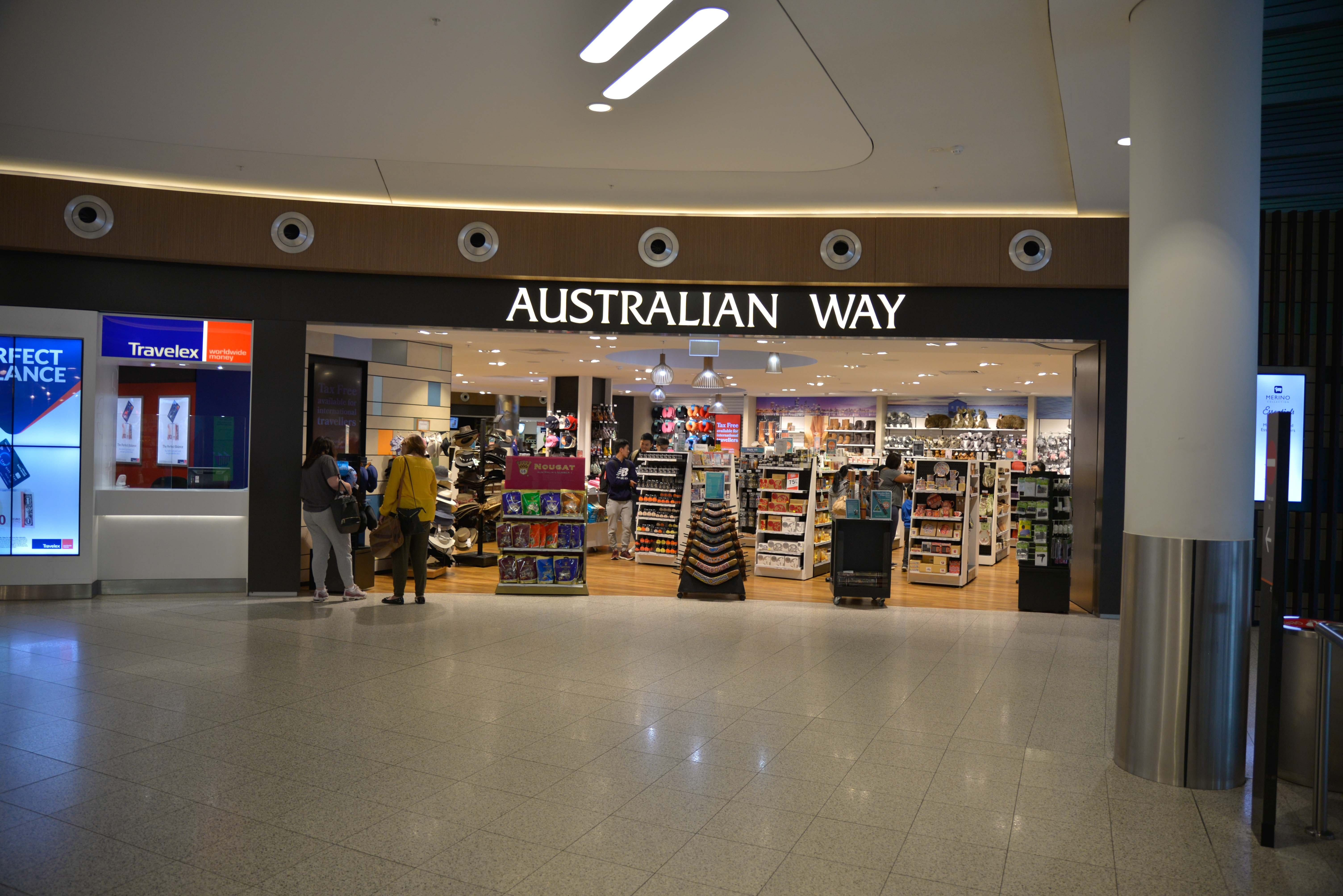 Australian Way - Perth Airport T1 - Carnarvon Accommodation