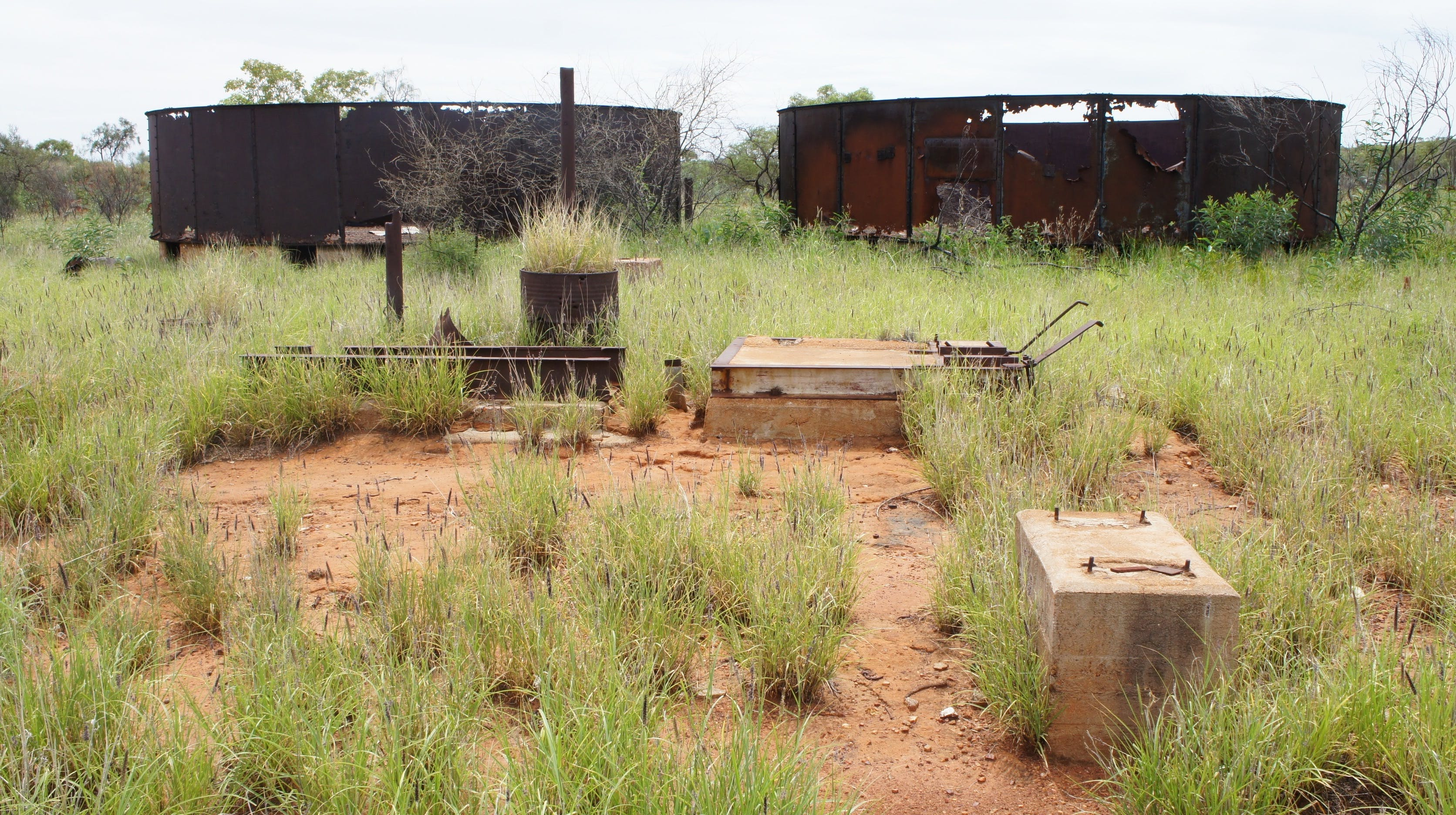 Ghans Bore No7 Govt Bore - Carnarvon Accommodation