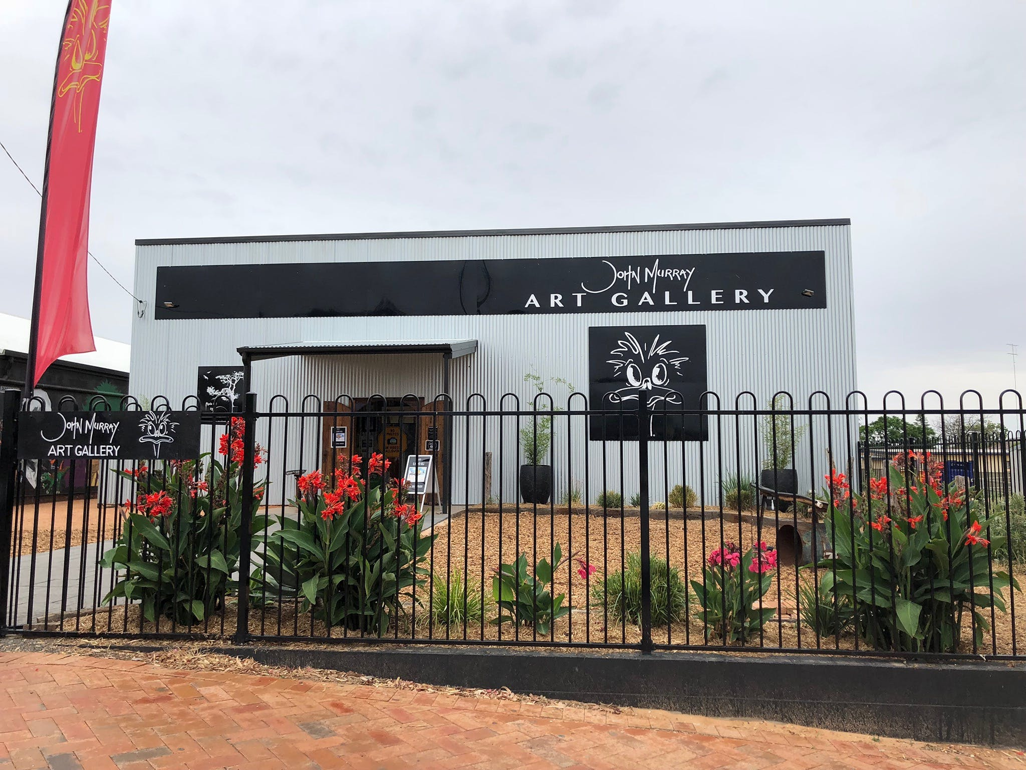 John Murray Art Gallery - Carnarvon Accommodation
