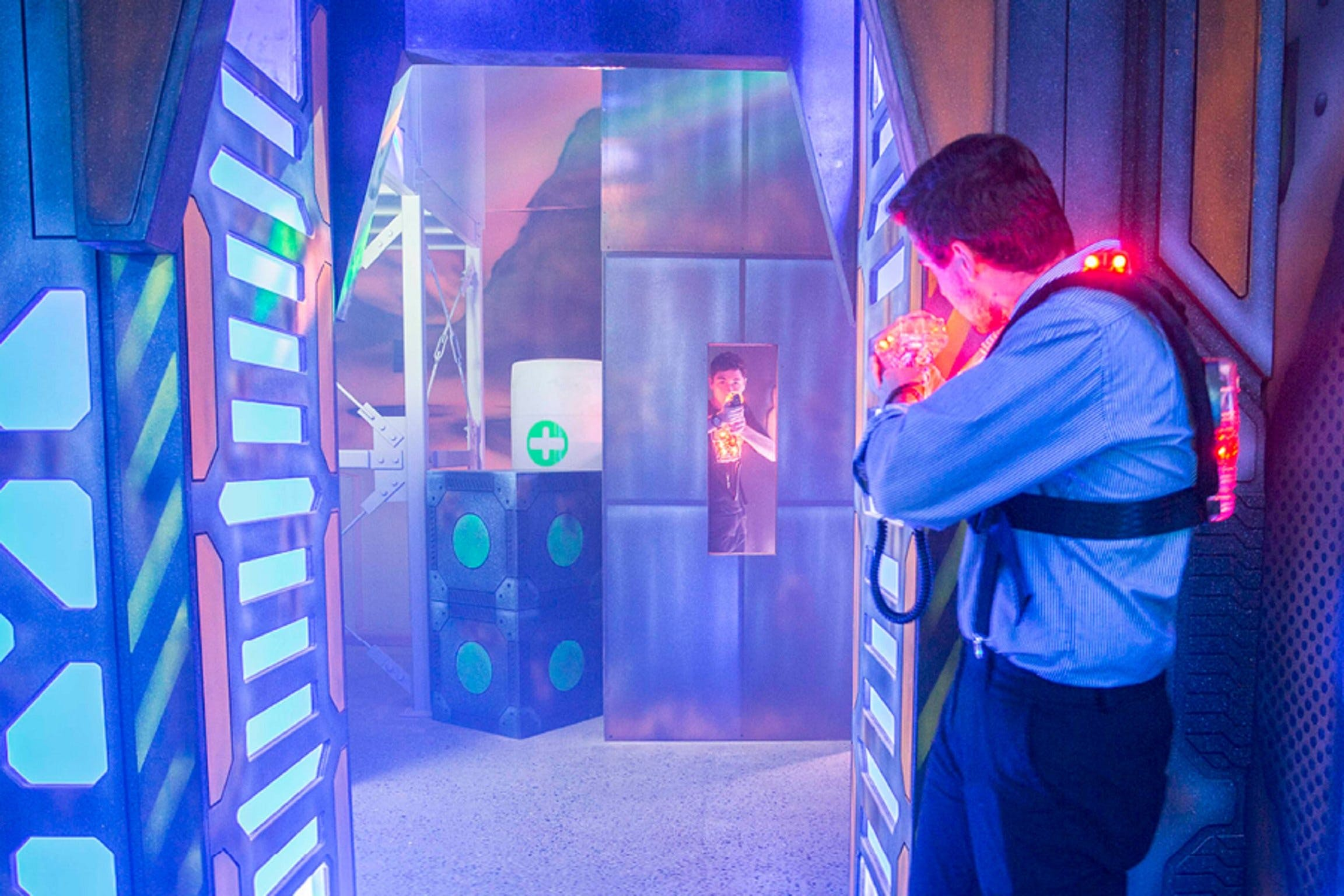Kingpin Macarthur Square Laser Tag - Carnarvon Accommodation