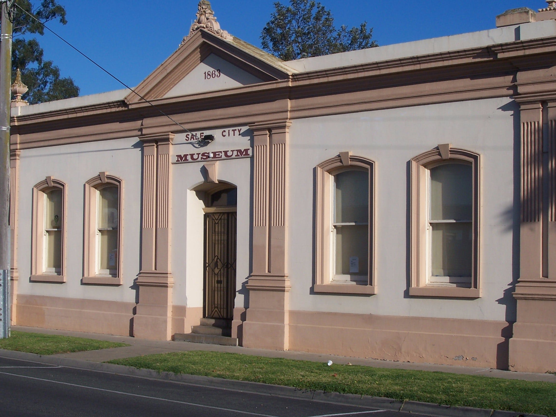 Sale Historical Museum - Carnarvon Accommodation