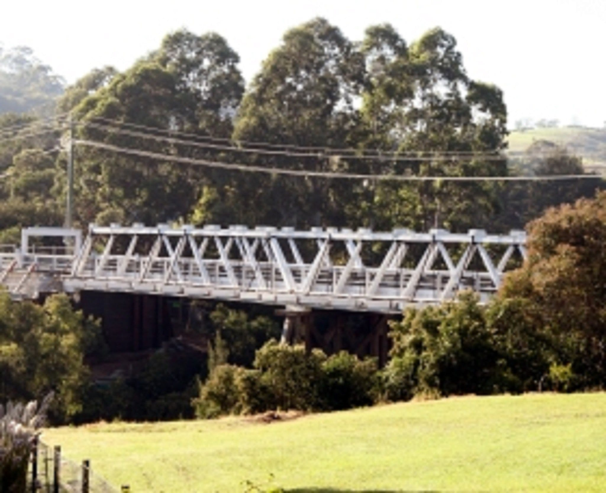 Victoria Bridge over Stonequarry Creek - Carnarvon Accommodation