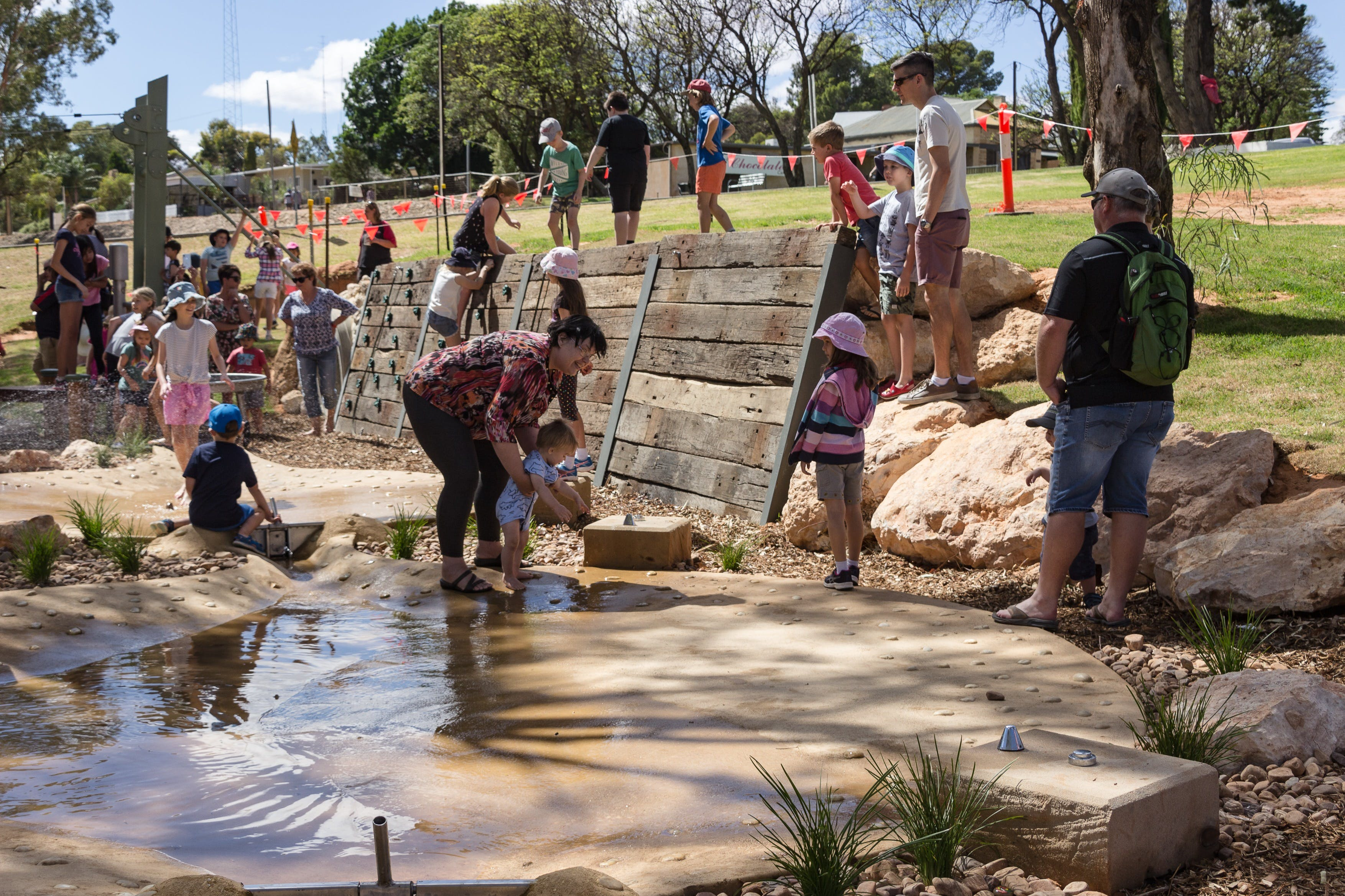 Waikerie Water and Nature Play Park - Carnarvon Accommodation