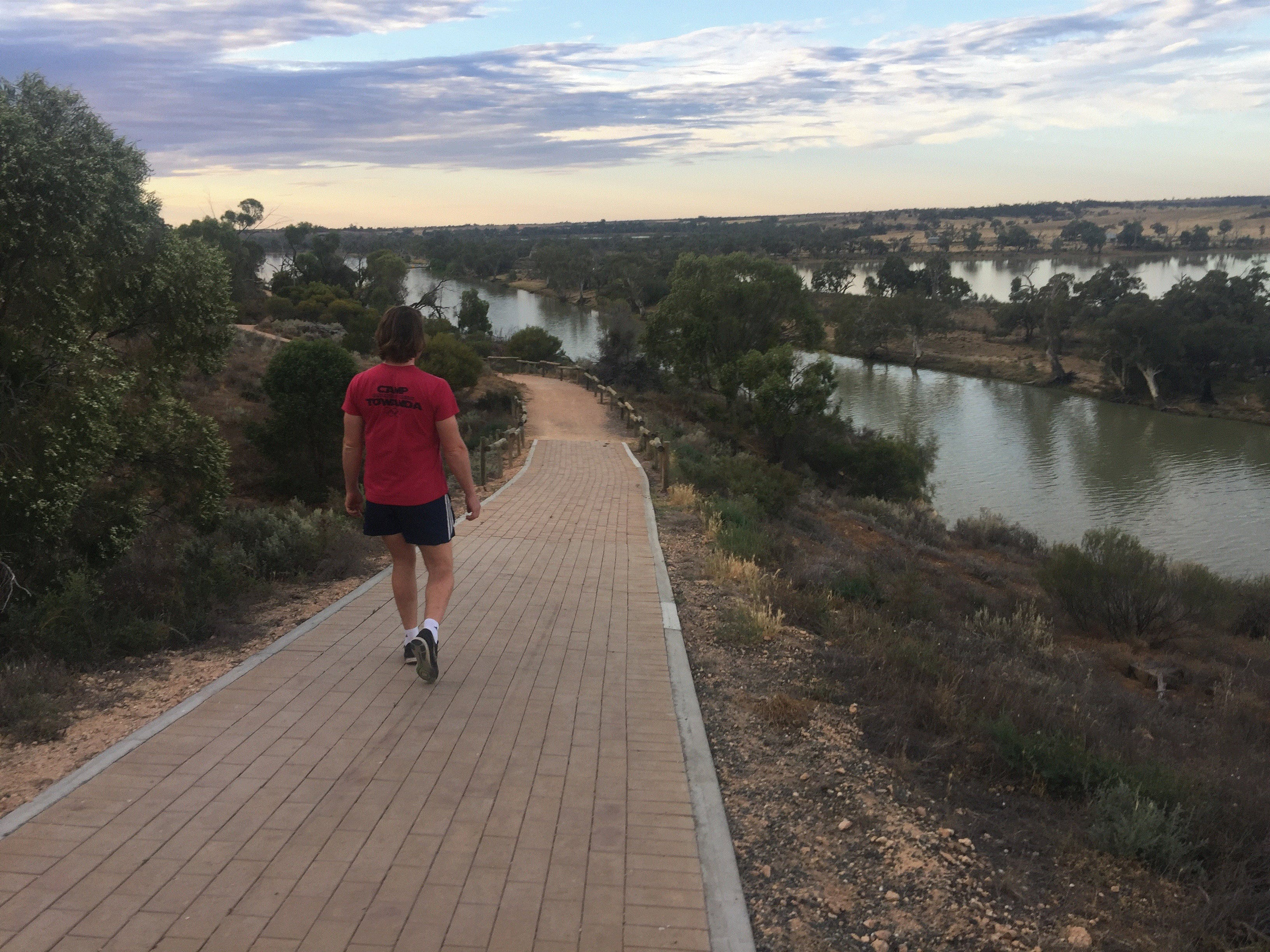 Waikerie Rotary Cliff Top Walk - Carnarvon Accommodation
