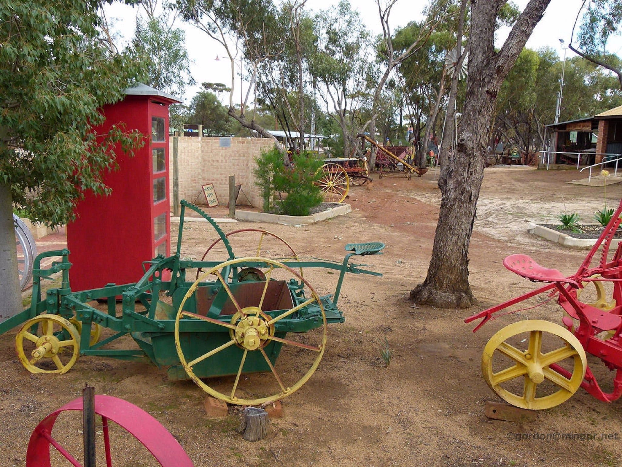 Corrigin Museum - Carnarvon Accommodation