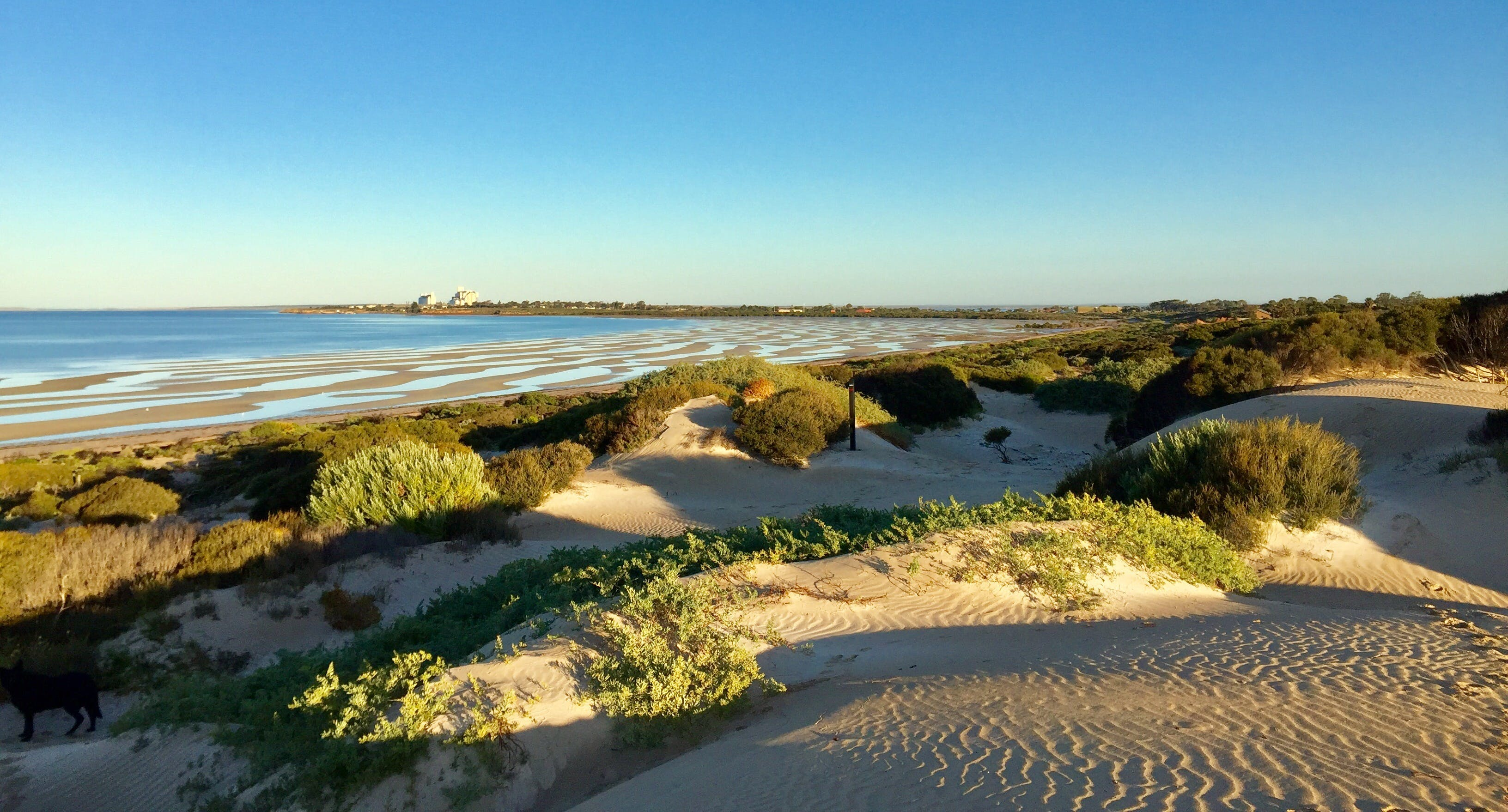 Shelly Beach Dune Walk Trail - Carnarvon Accommodation