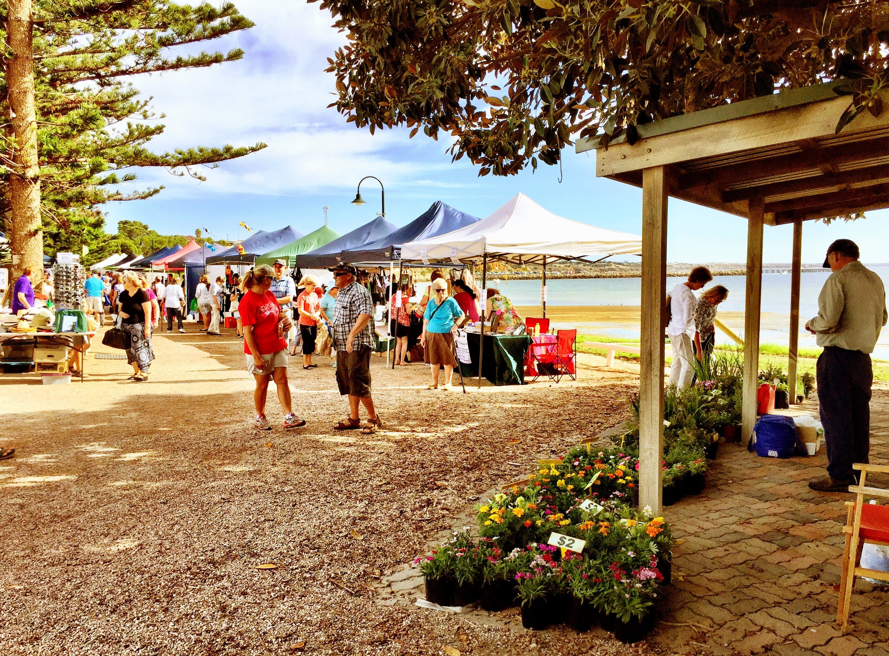 Stansbury Seaside Markets - Carnarvon Accommodation