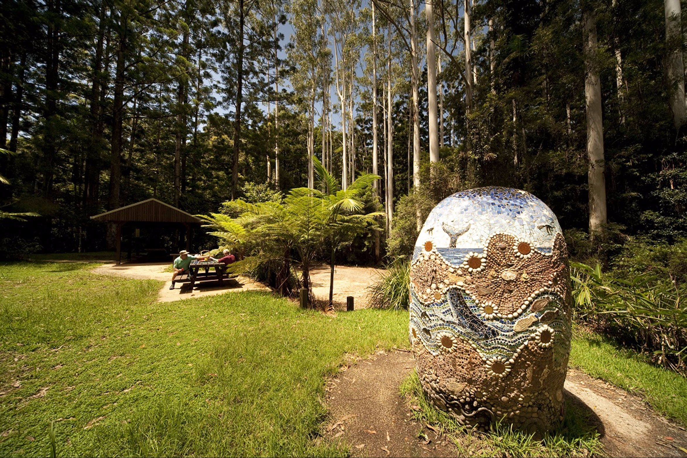 The Pines Picnic Area - Carnarvon Accommodation