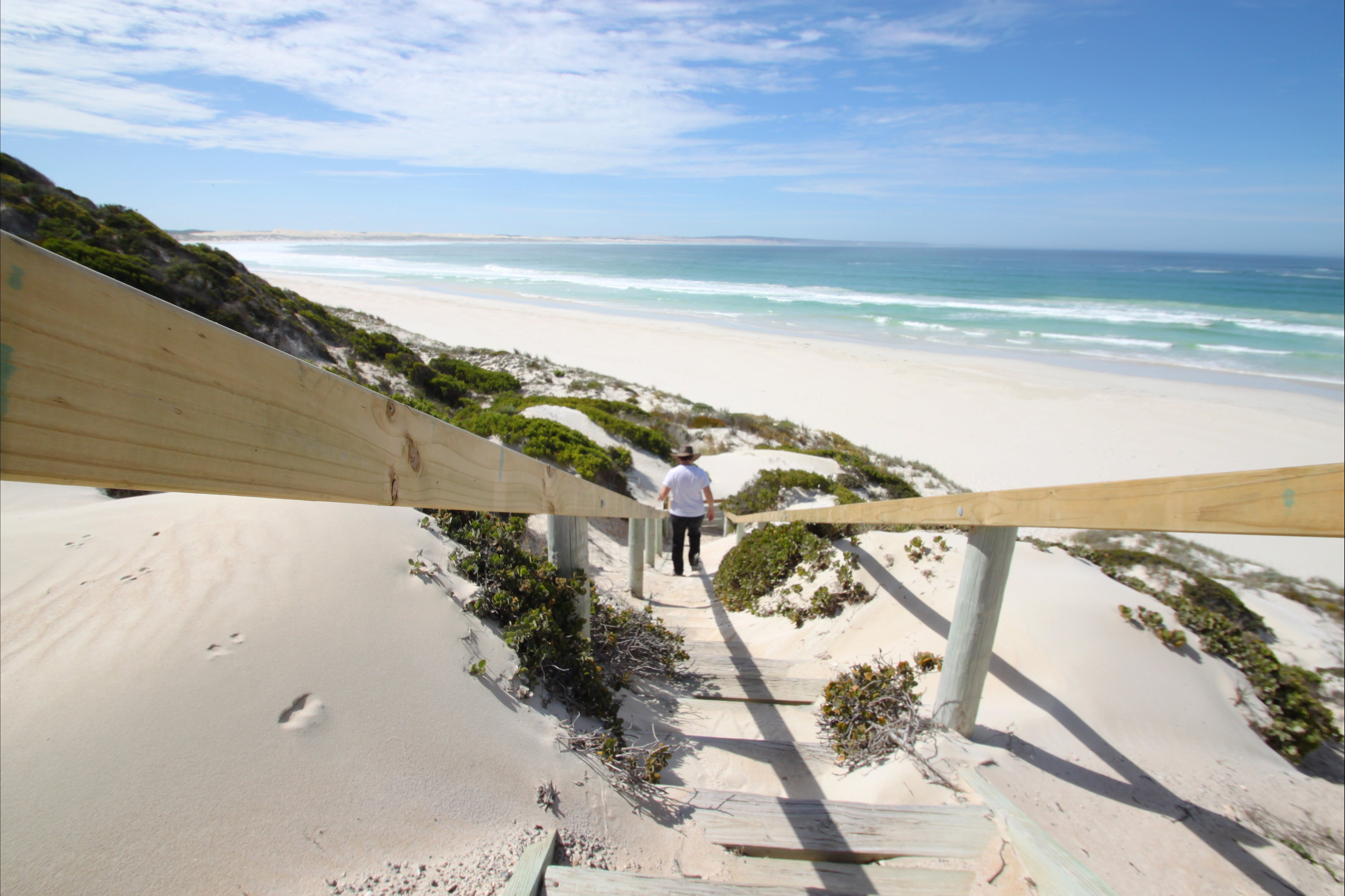 Coffin Bay National Park - Carnarvon Accommodation