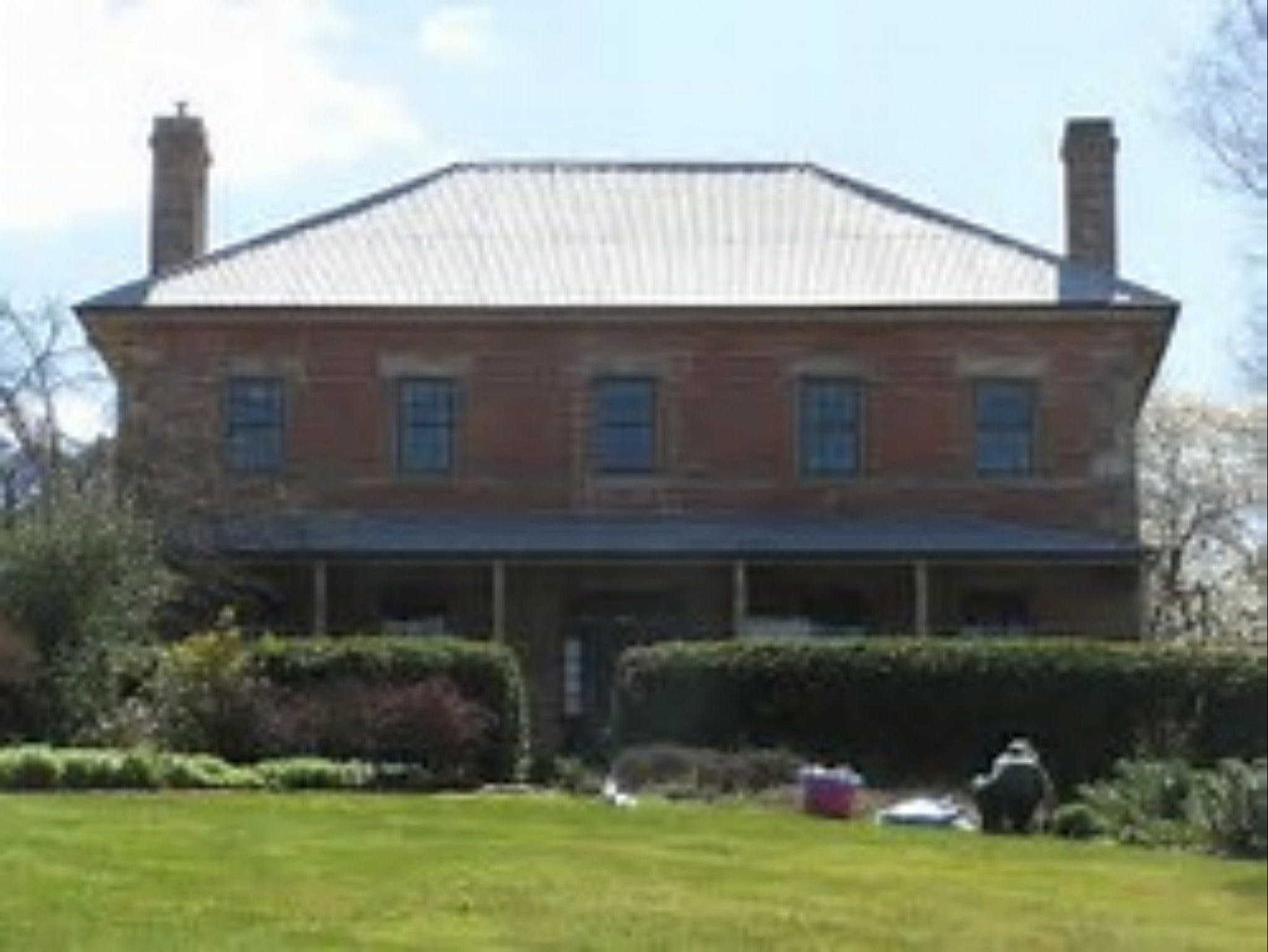 Harpers Mansion - Carnarvon Accommodation