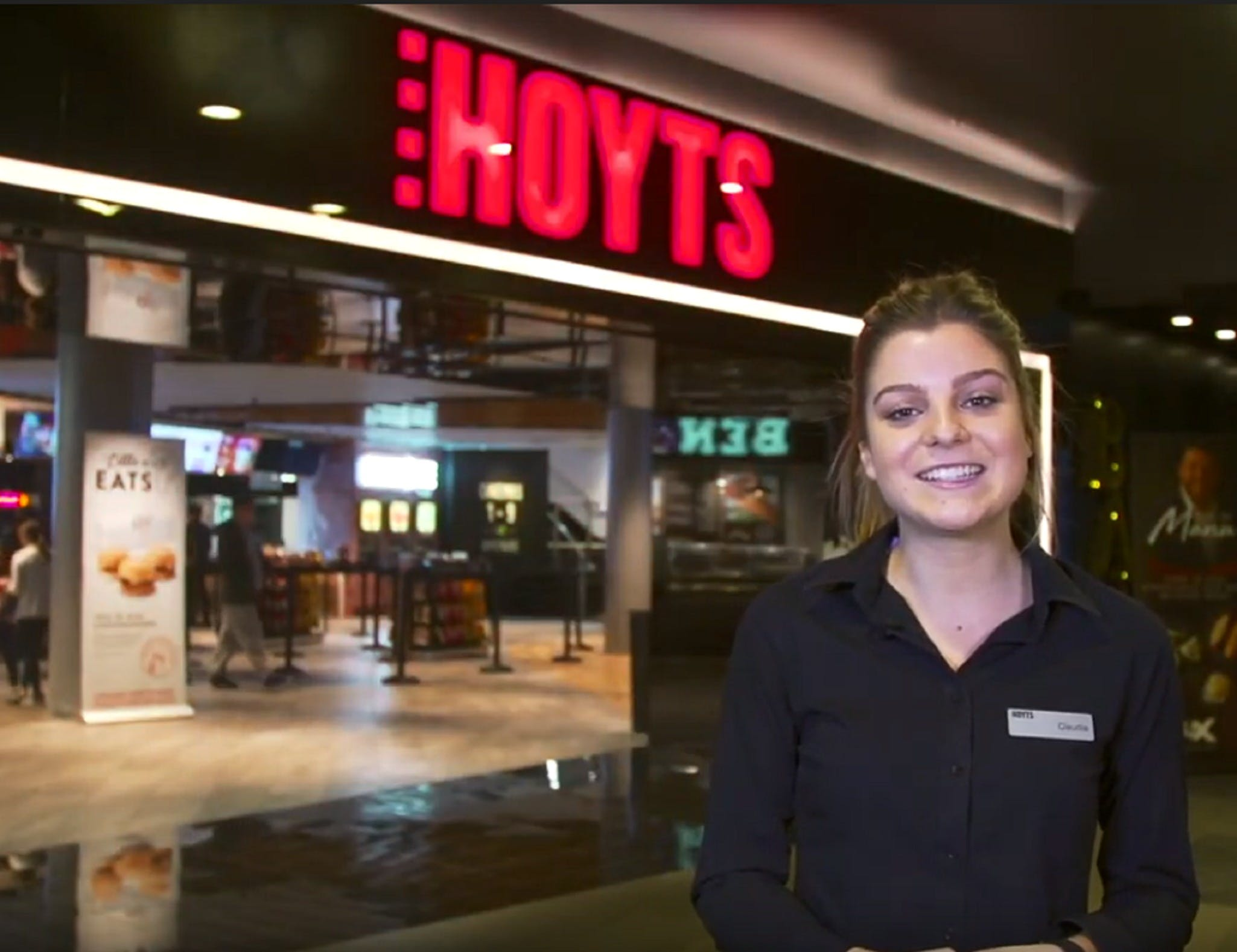 HOYTS - Carousel - Carnarvon Accommodation