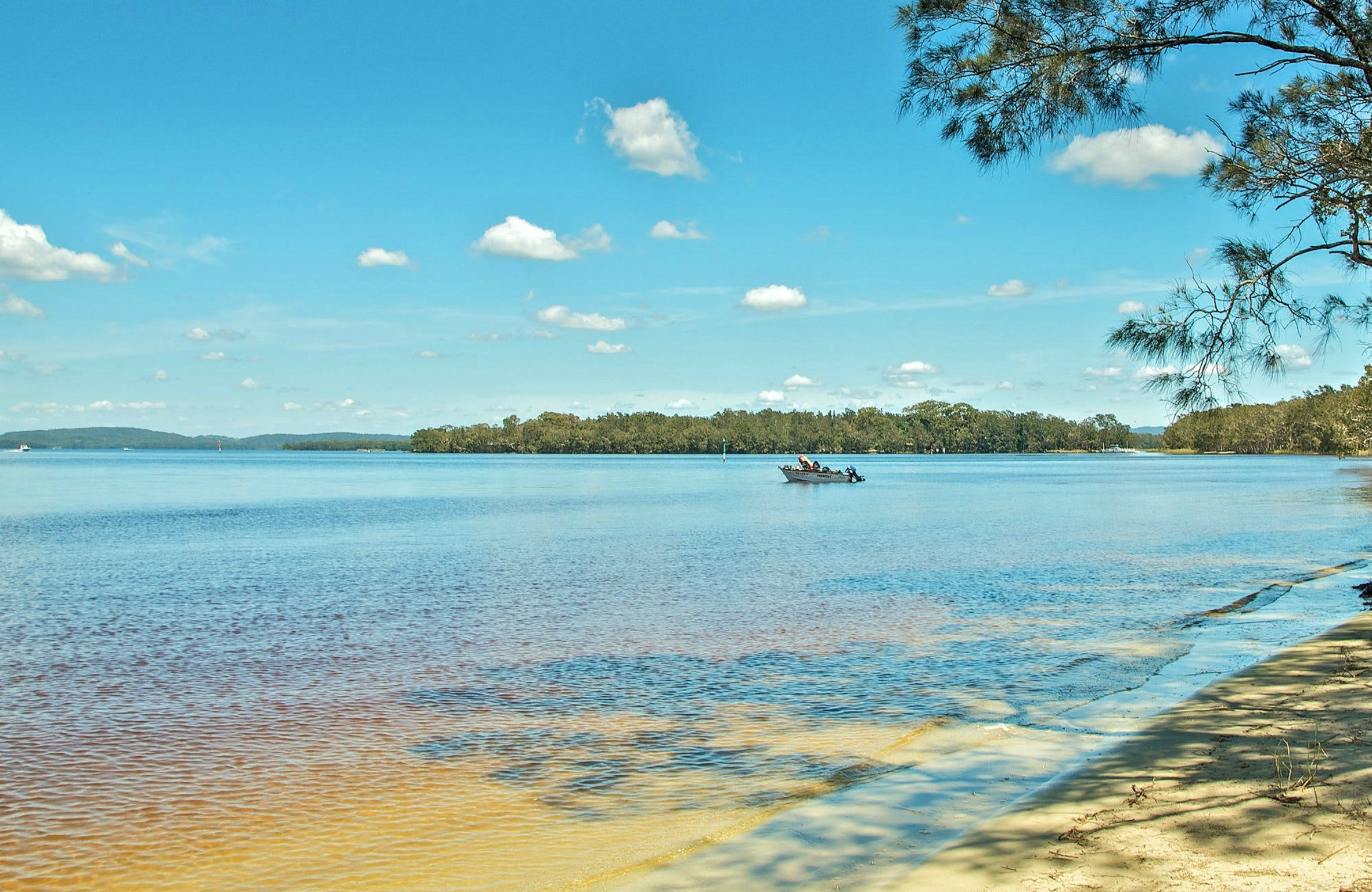 Northern Broadwater Picnic Area - Carnarvon Accommodation