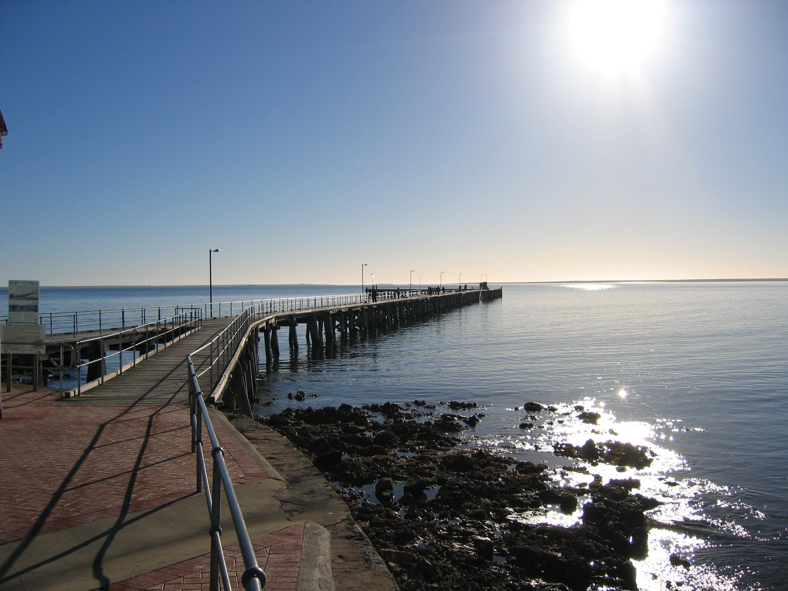 Port Victoria - Carnarvon Accommodation