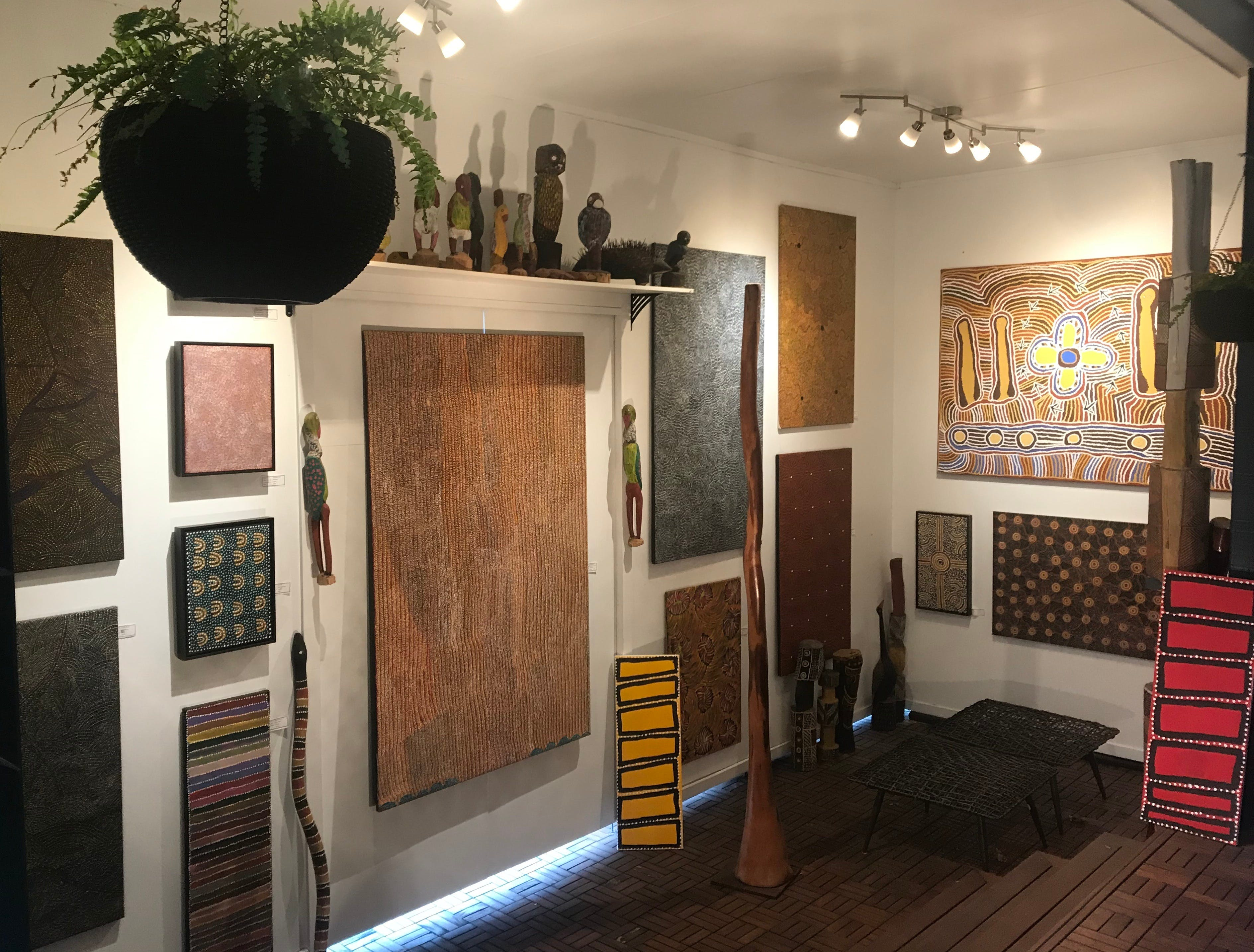 Red Sand Aboriginal Art Gallery - Carnarvon Accommodation