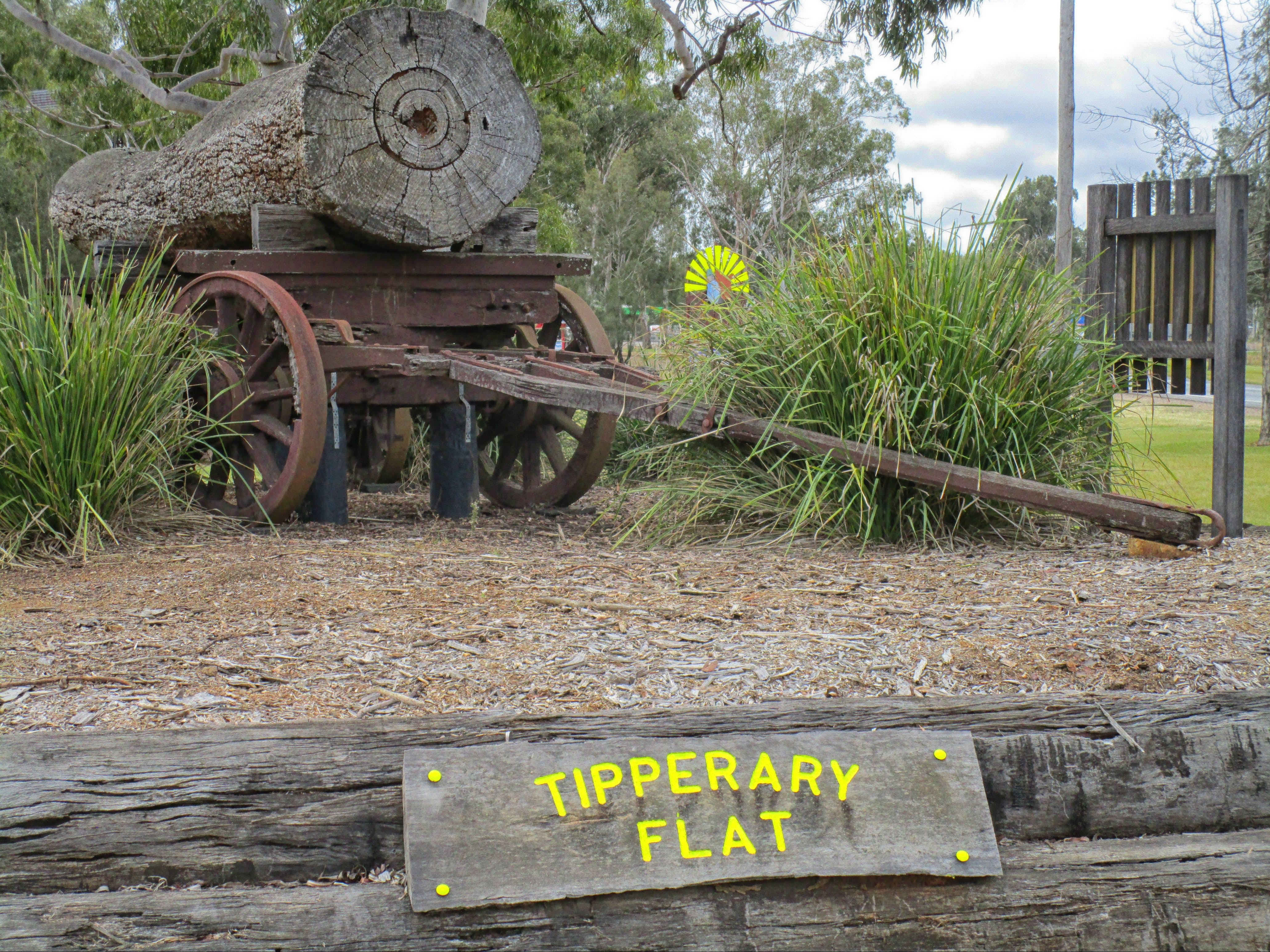 Tipperary Flat - Carnarvon Accommodation