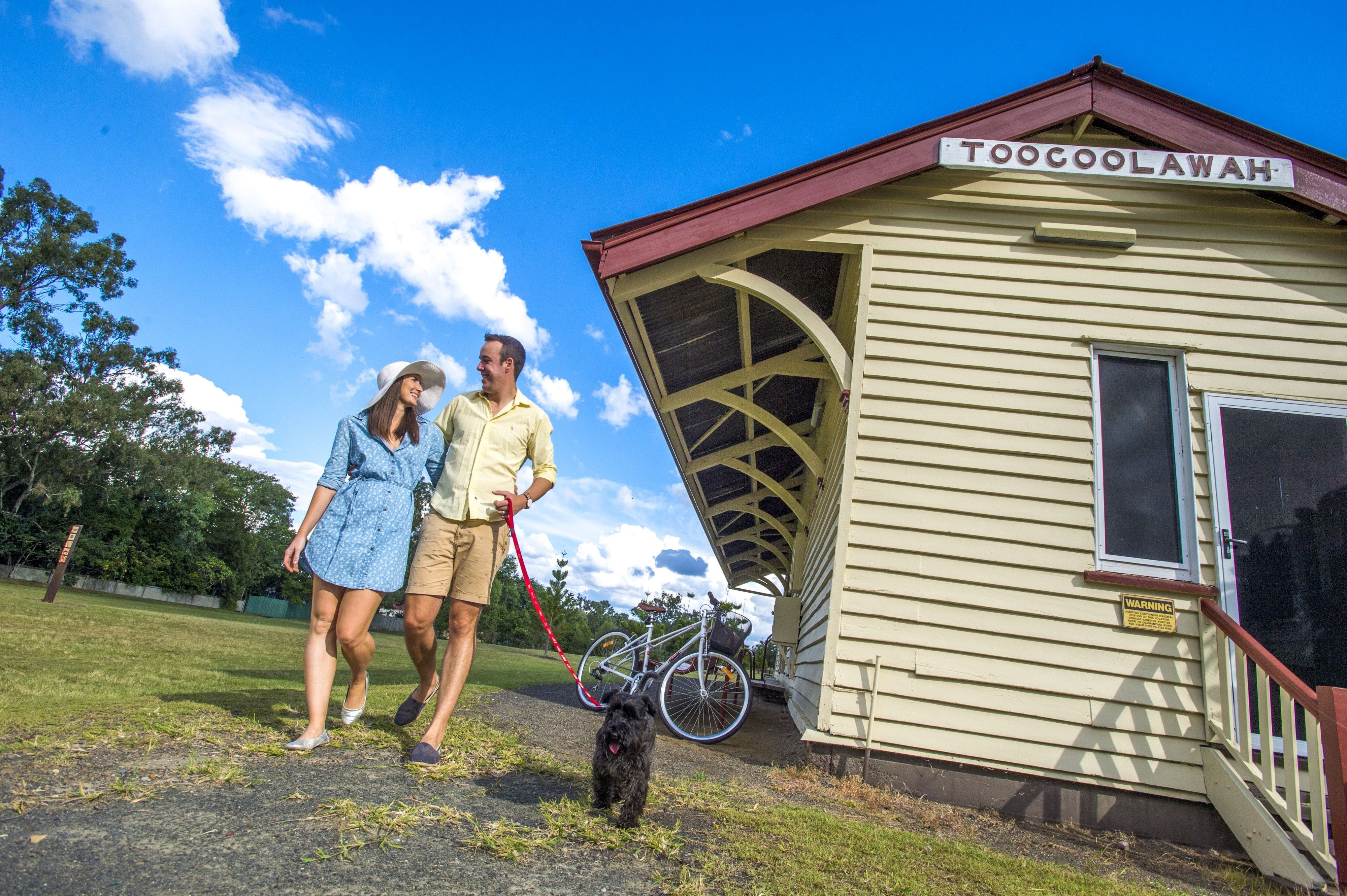 Toogoolawah - Carnarvon Accommodation
