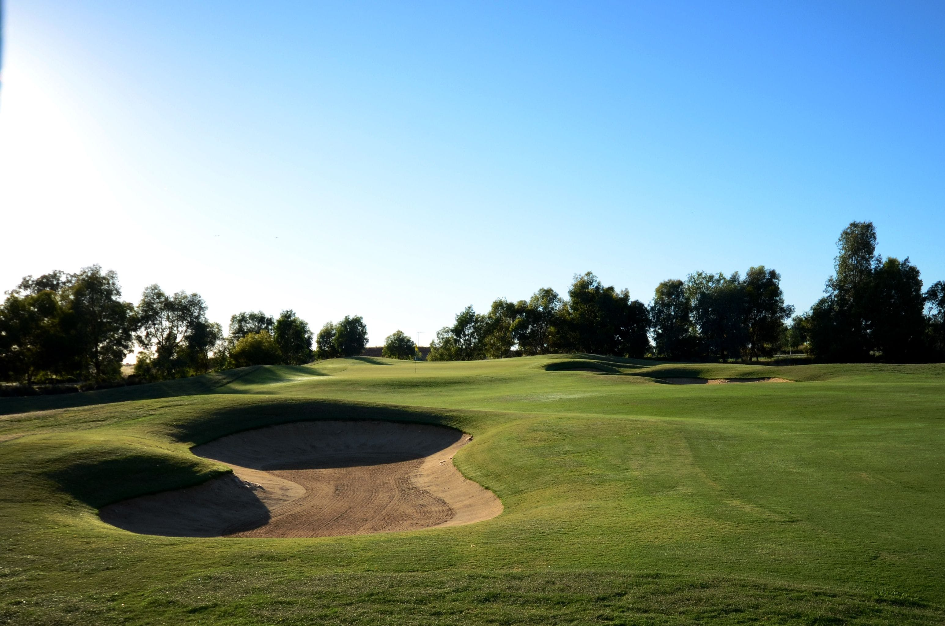 Black Bull Golf Course - Carnarvon Accommodation