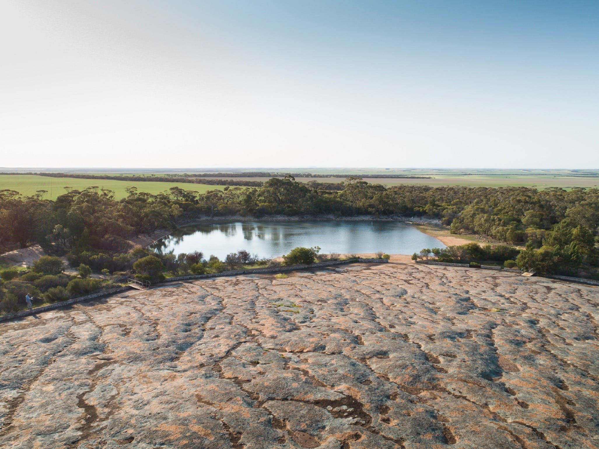 Polda Rock Reserve - Carnarvon Accommodation