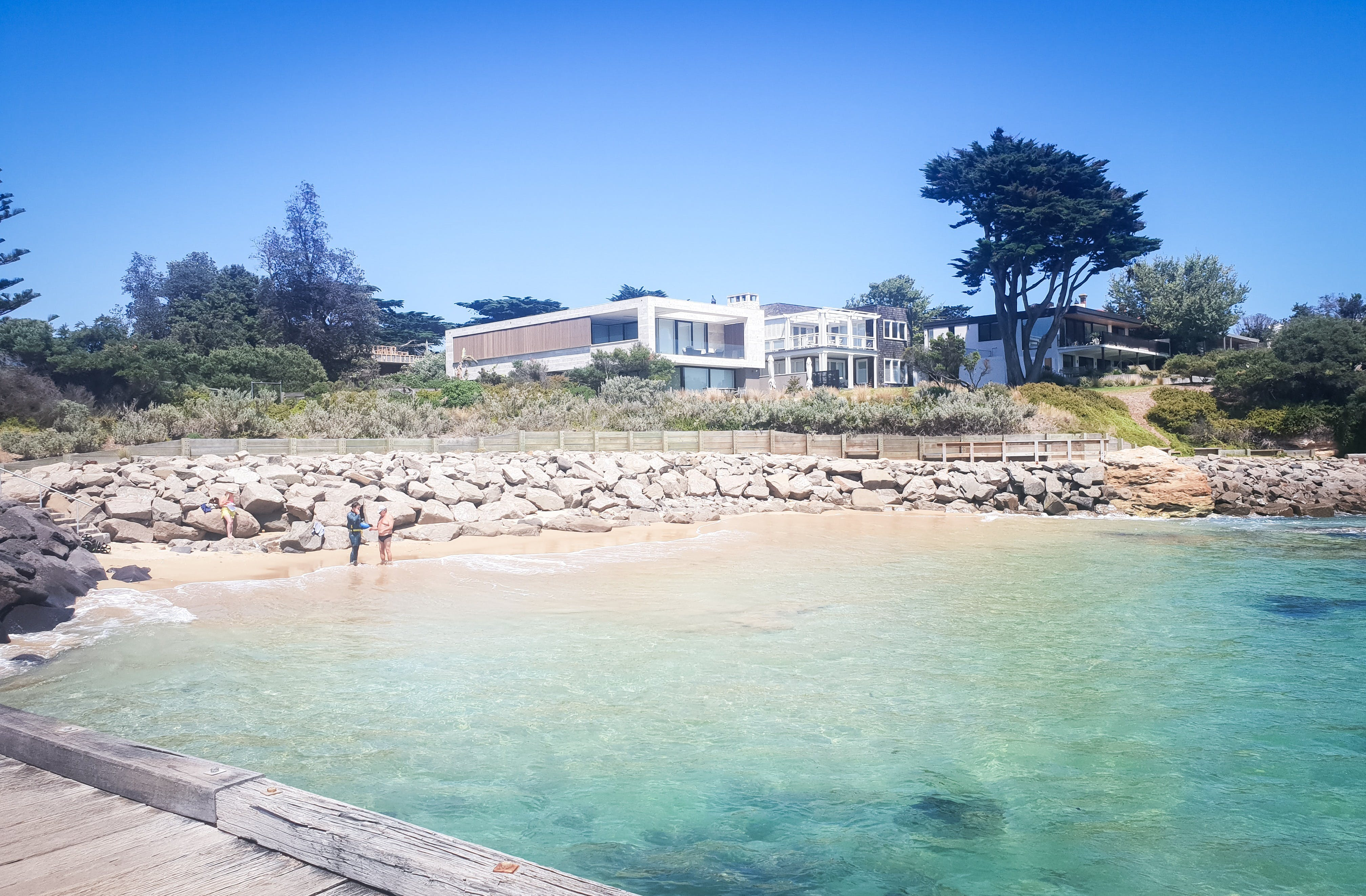 Portsea Front Beach - Carnarvon Accommodation