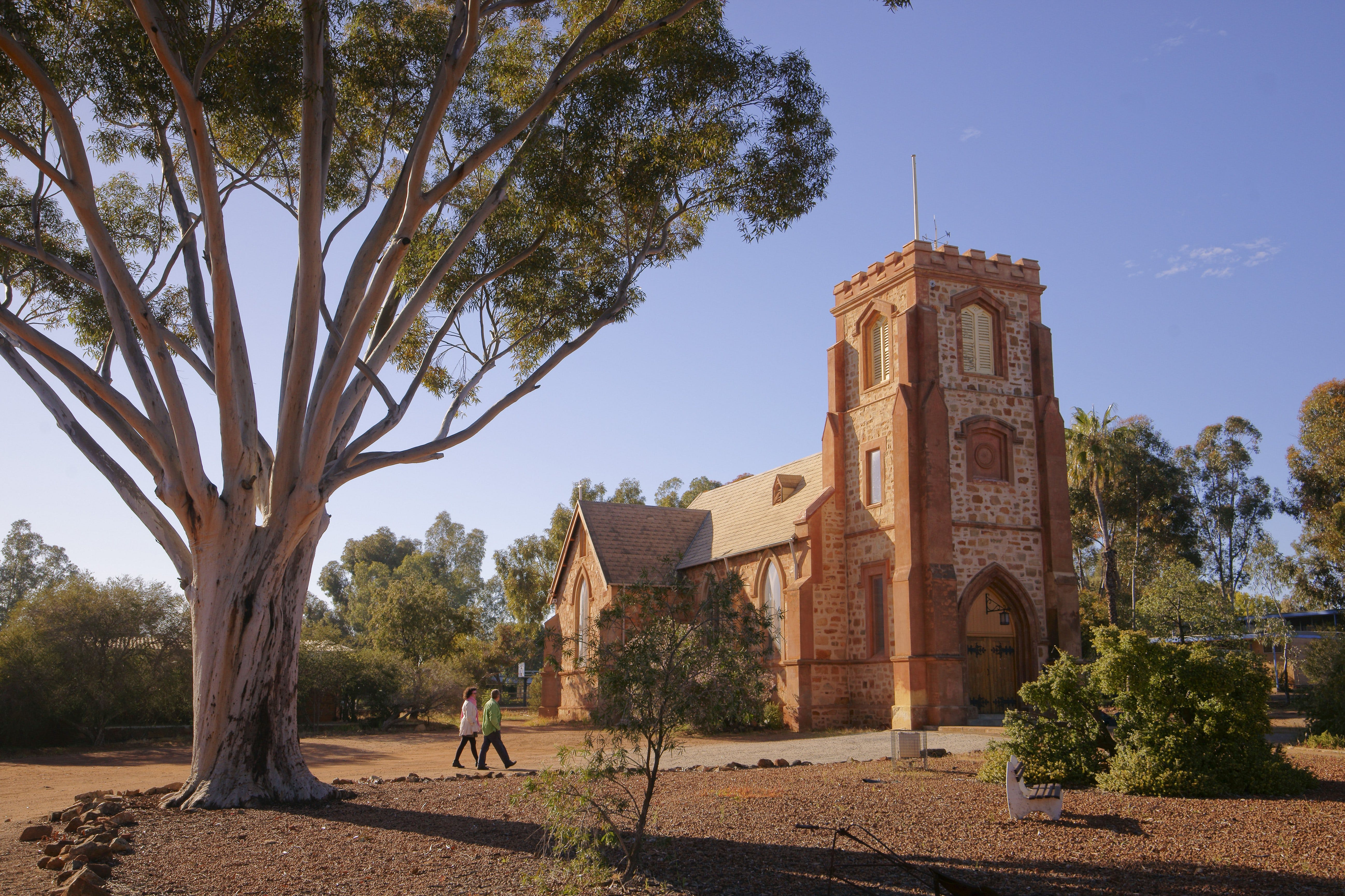 St Johns Church - Carnarvon Accommodation