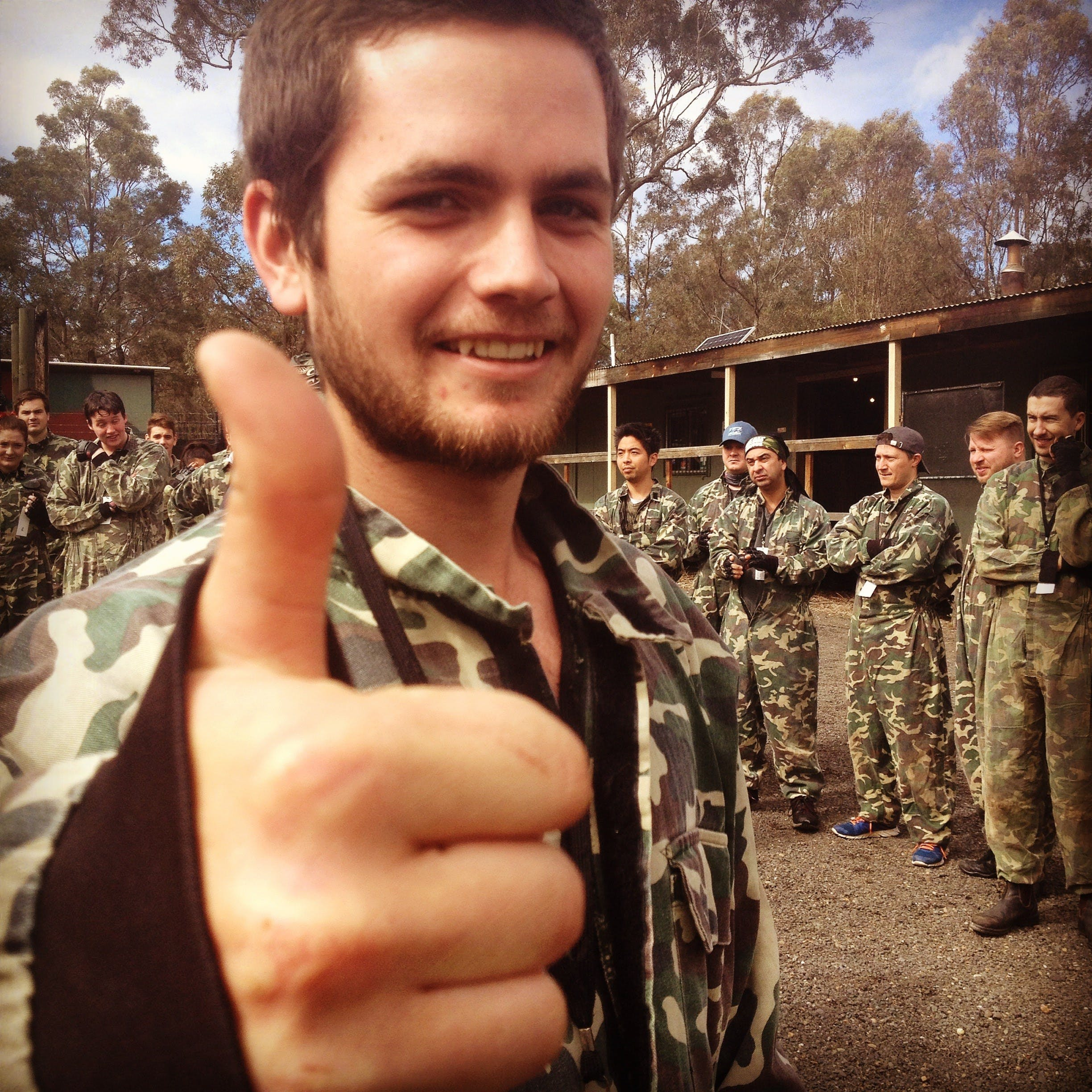 Ultimate Paintball Sydney - Carnarvon Accommodation