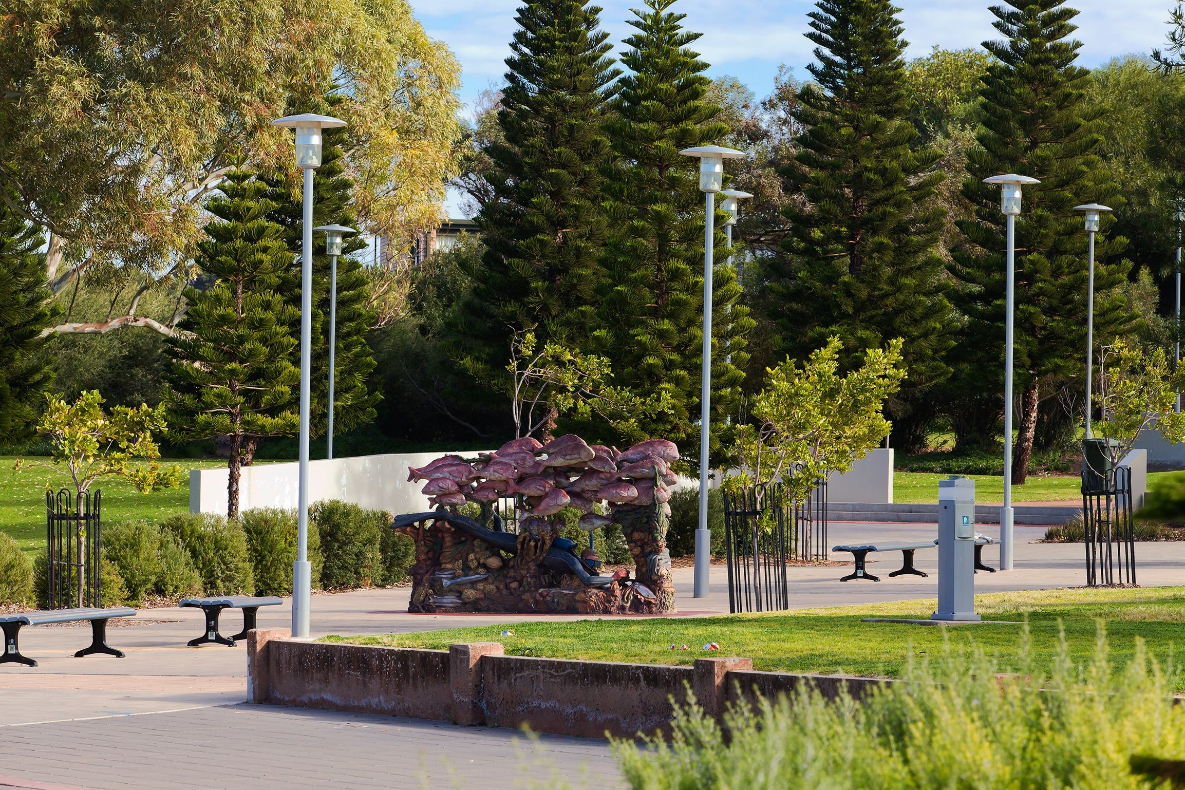 Whyalla Foreshore and Marina - Carnarvon Accommodation