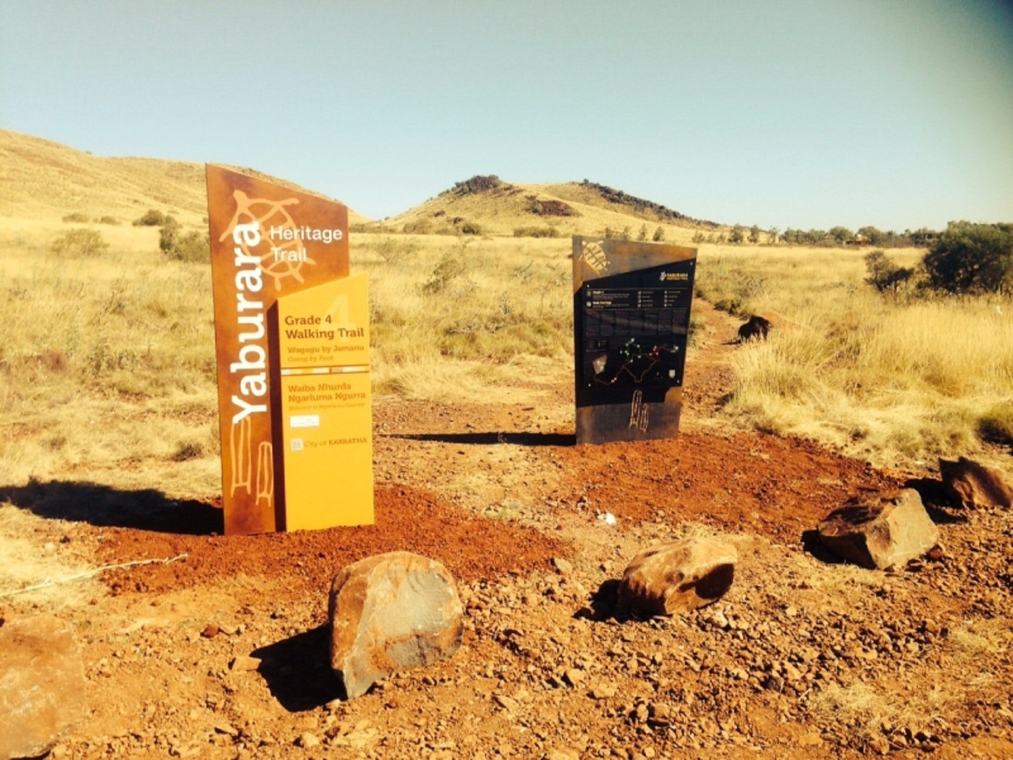 Yaburara Heritage Trail - Carnarvon Accommodation