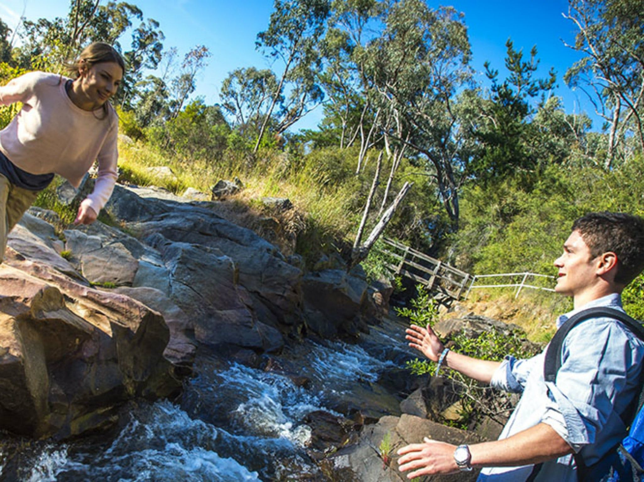 Yackandandah Gorge Scenic Walk - Carnarvon Accommodation