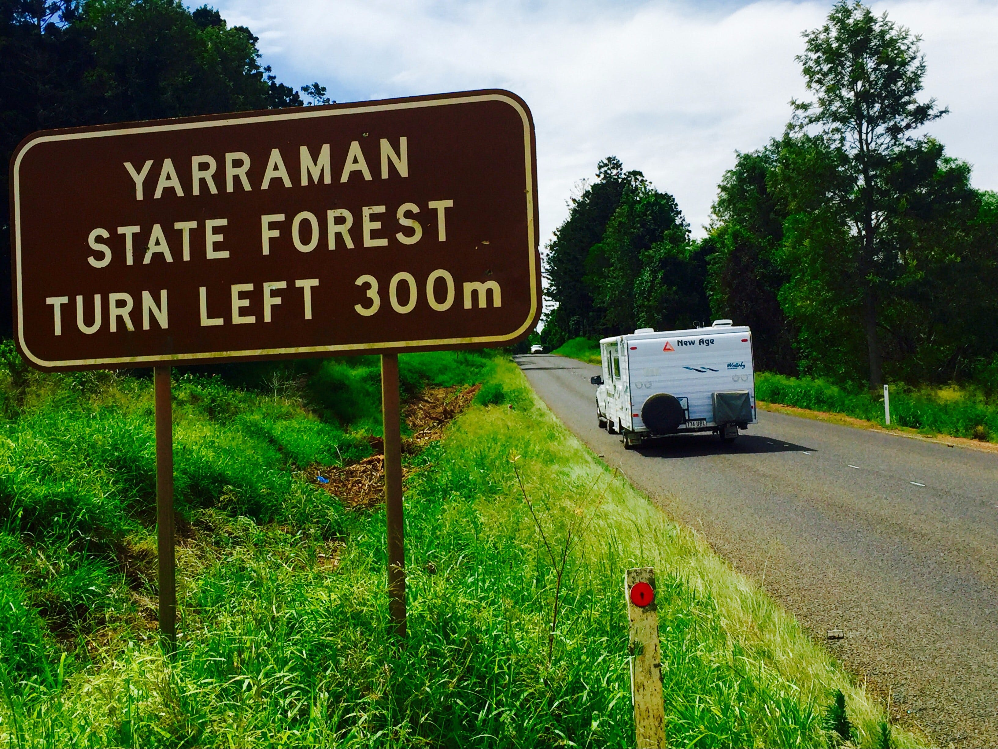 Yarraman - Carnarvon Accommodation