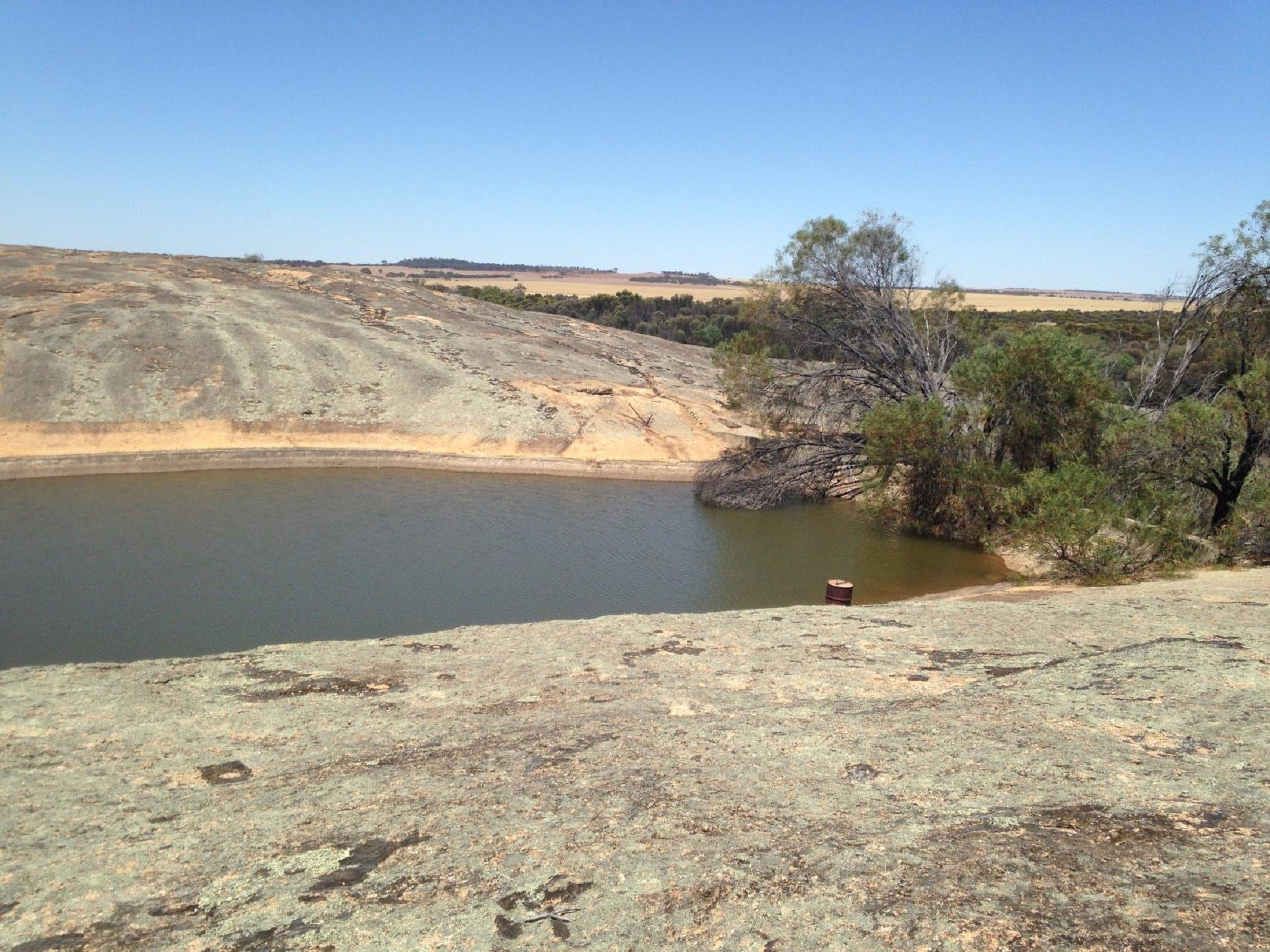 Gorge Rock - Carnarvon Accommodation